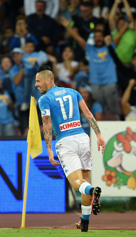 SSC Napoli v AC ChievoVerona - Serie A