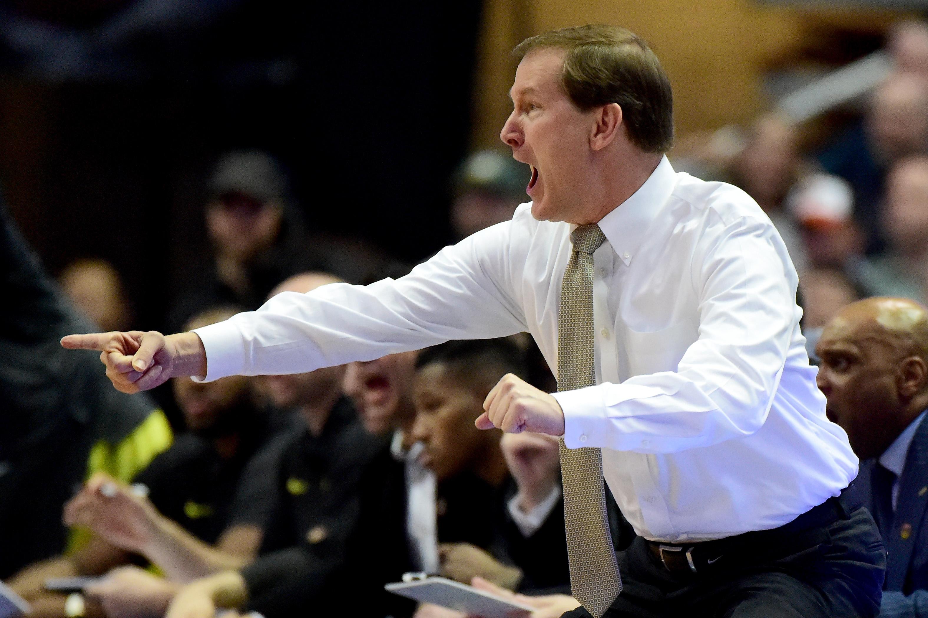 NCAA Basketball Tournament - West Regional - Oklahoma v Oregon