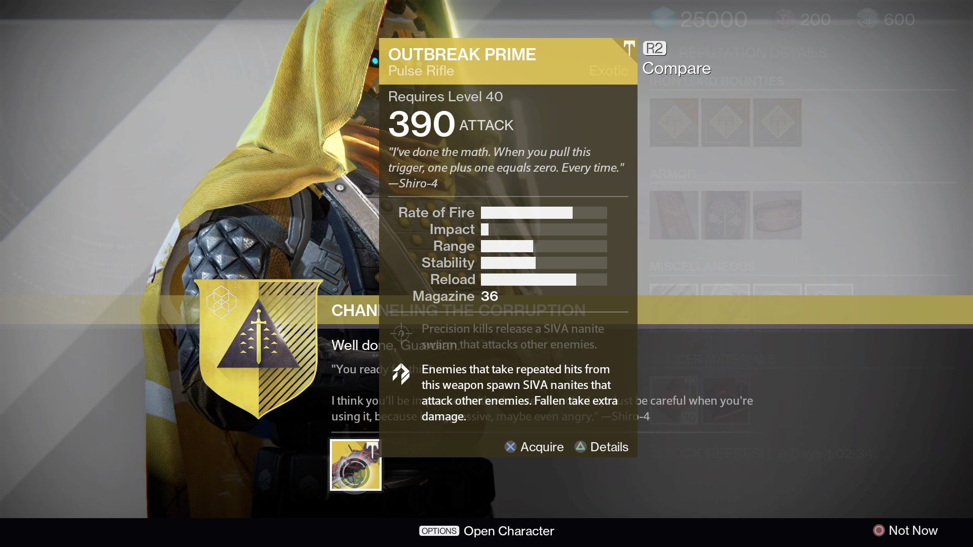 Destiny players solved an absurdly complex puzzle to obtain an exotic weapon