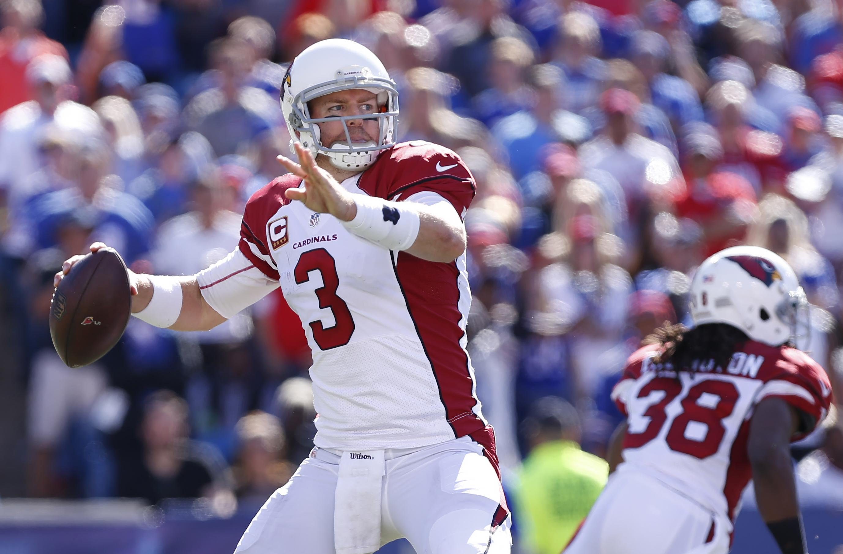NFL: Arizona Cardinals at Buffalo Bills