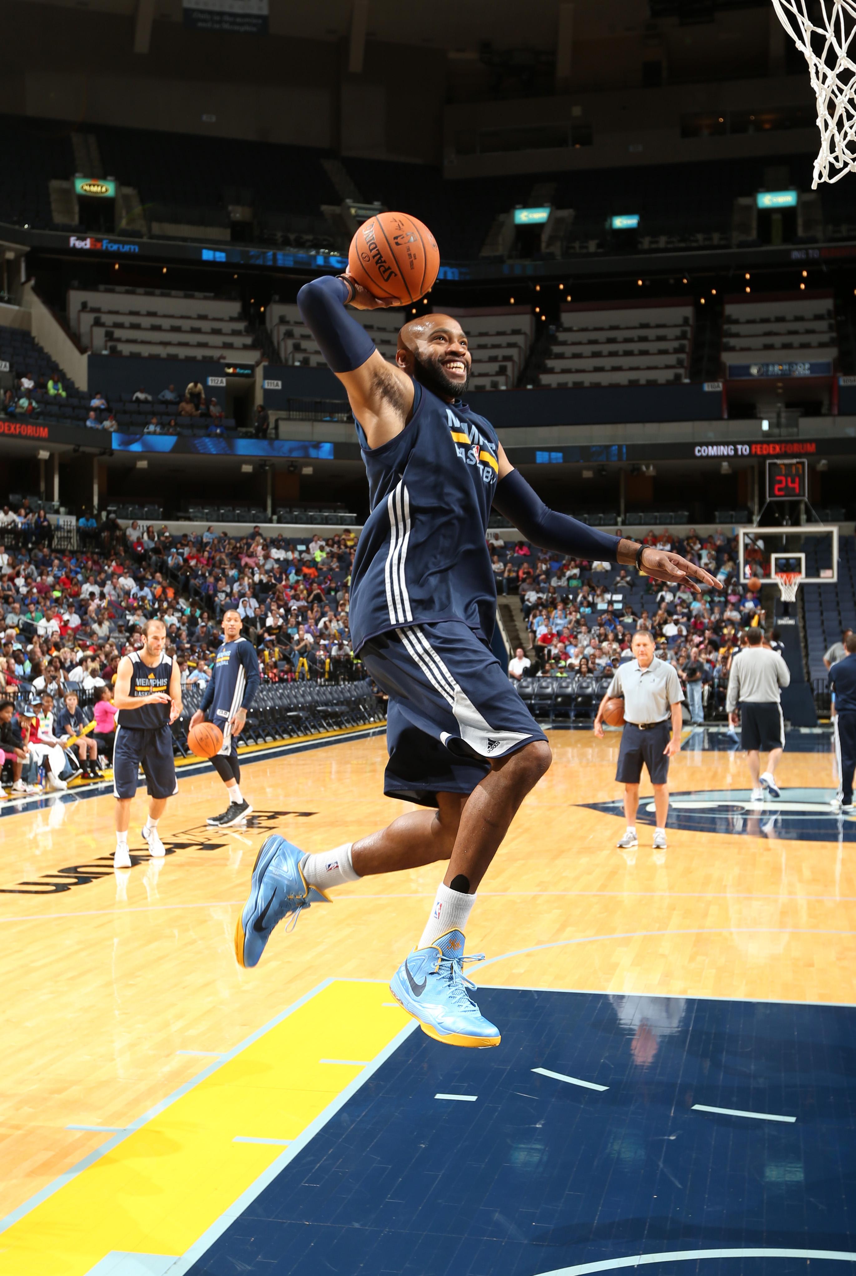 Vince Carter dunk