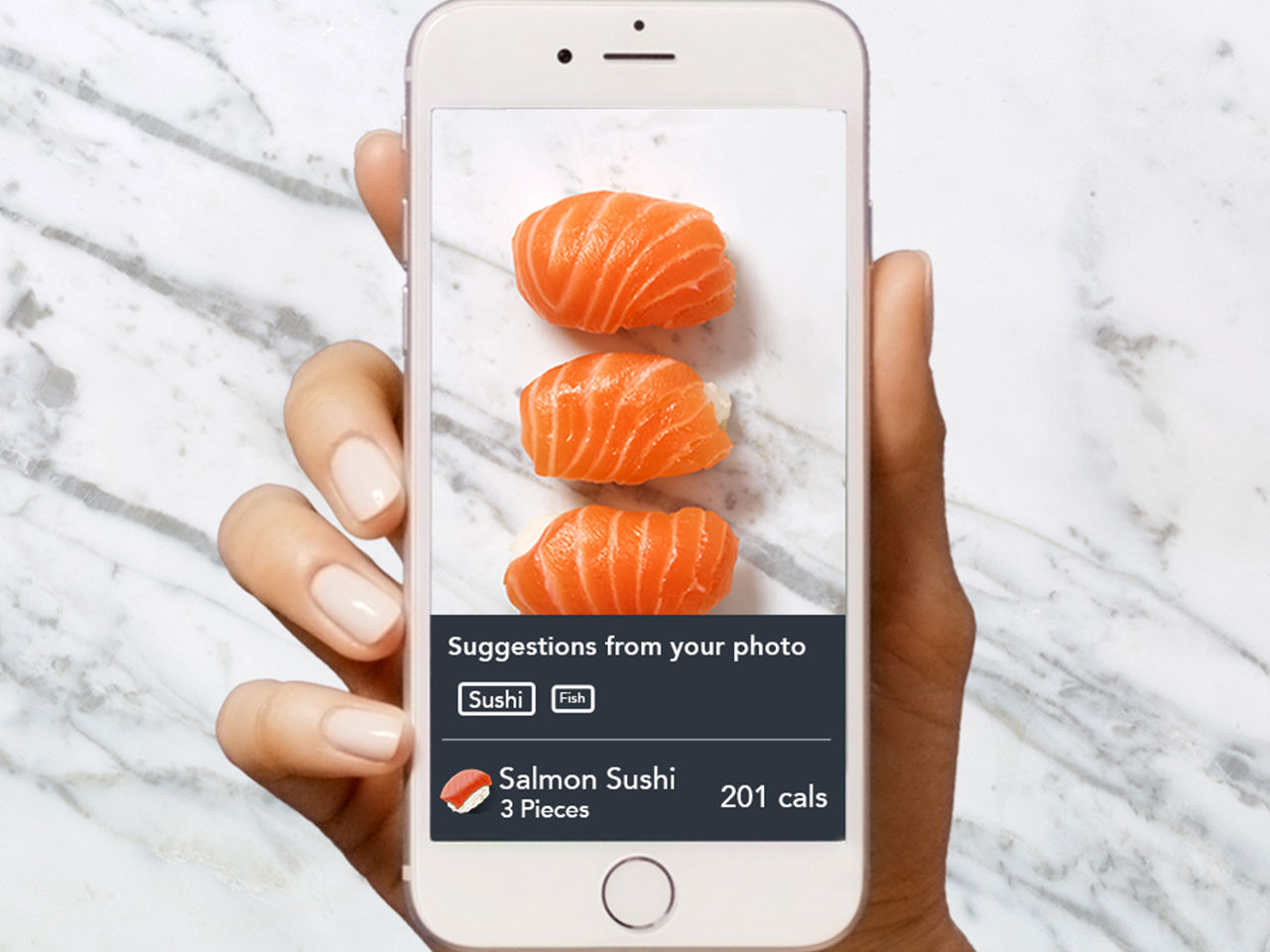 This App Can Tell How Many Calories Are in Your Lunch Just by Looking at It — Sort Of