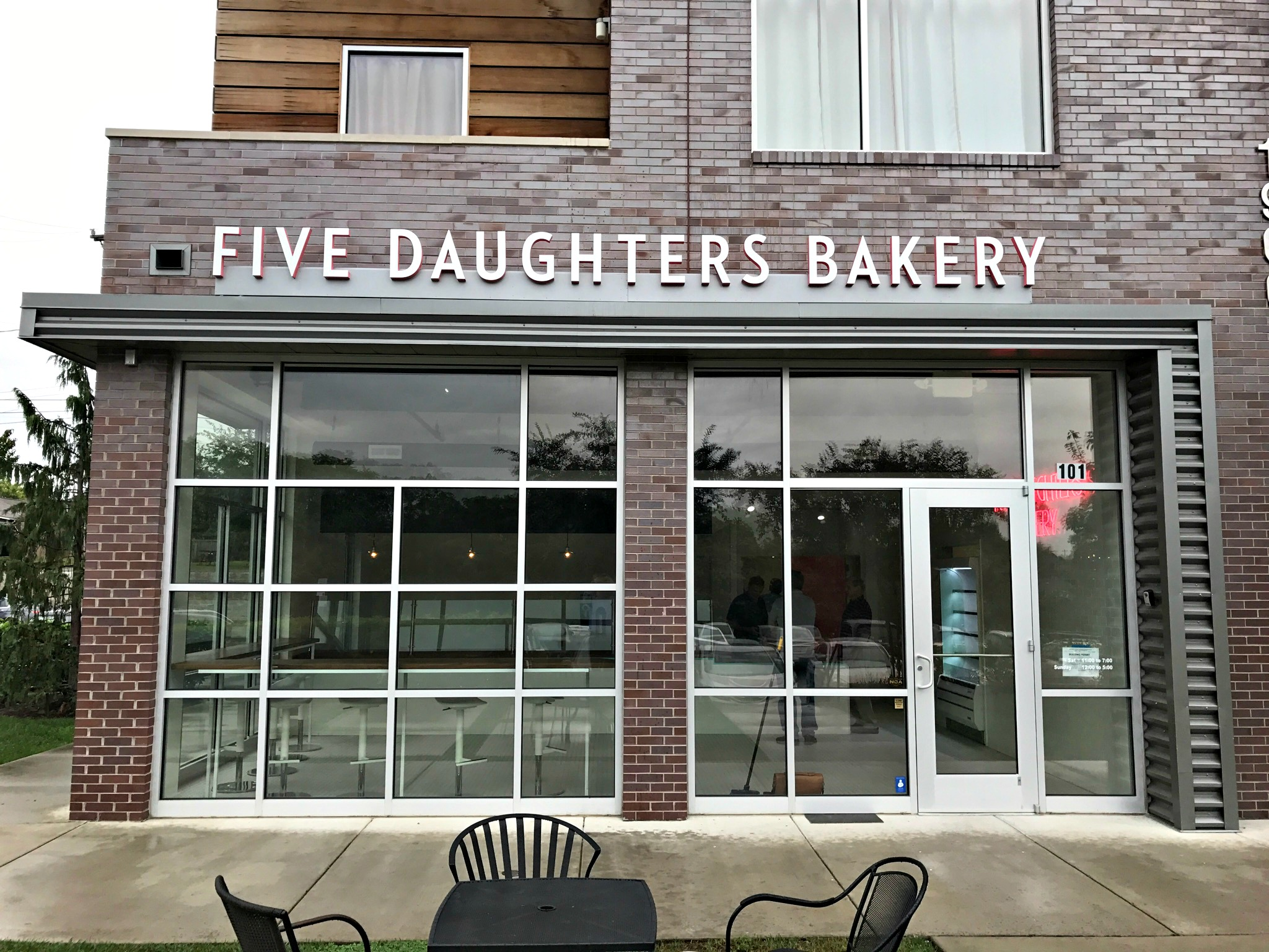 Five Daughters Bakery - 12 South - Eater Nashville