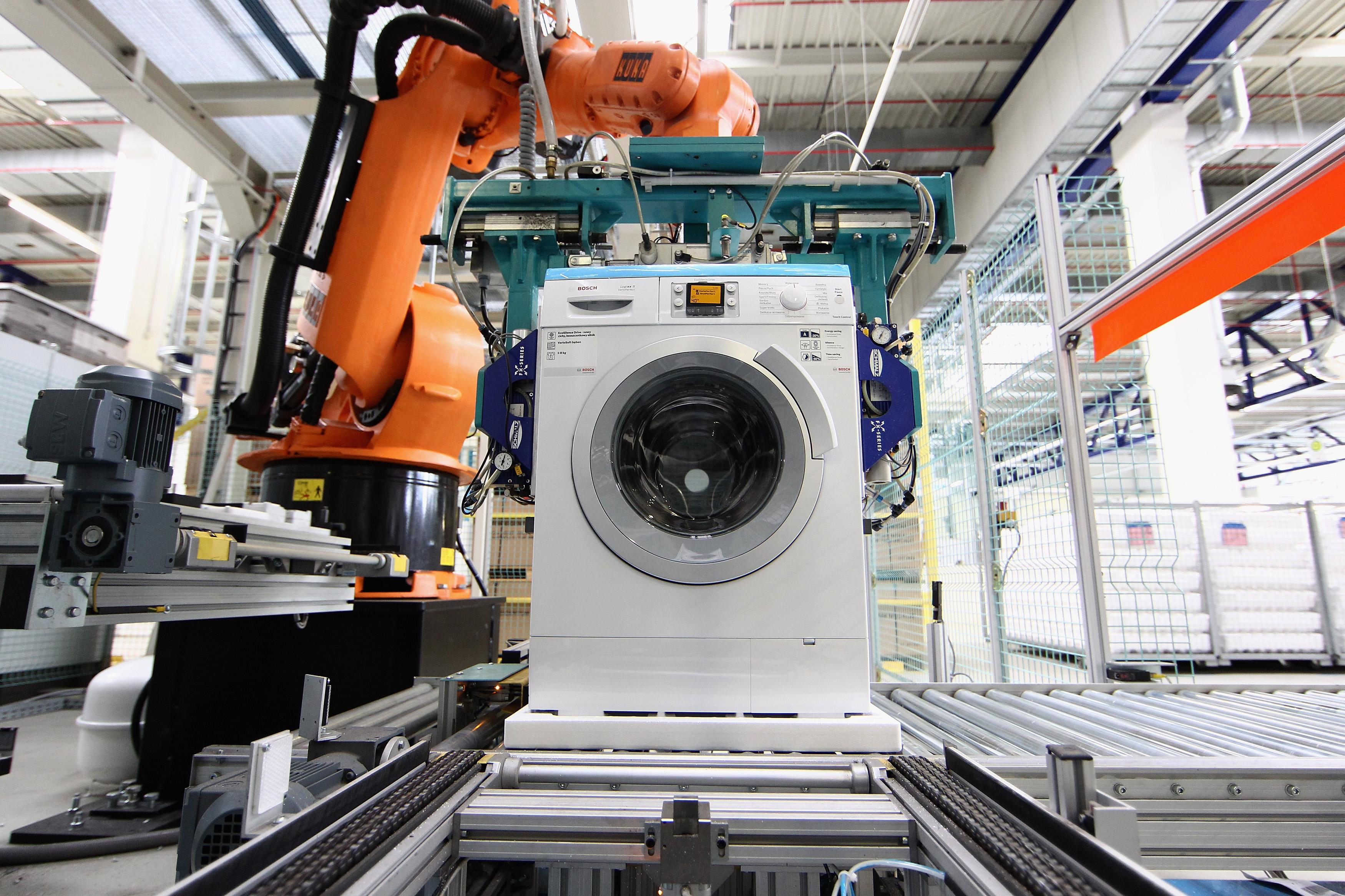 Demand For Consumer Appliances Strong Despite Weak Global Economies