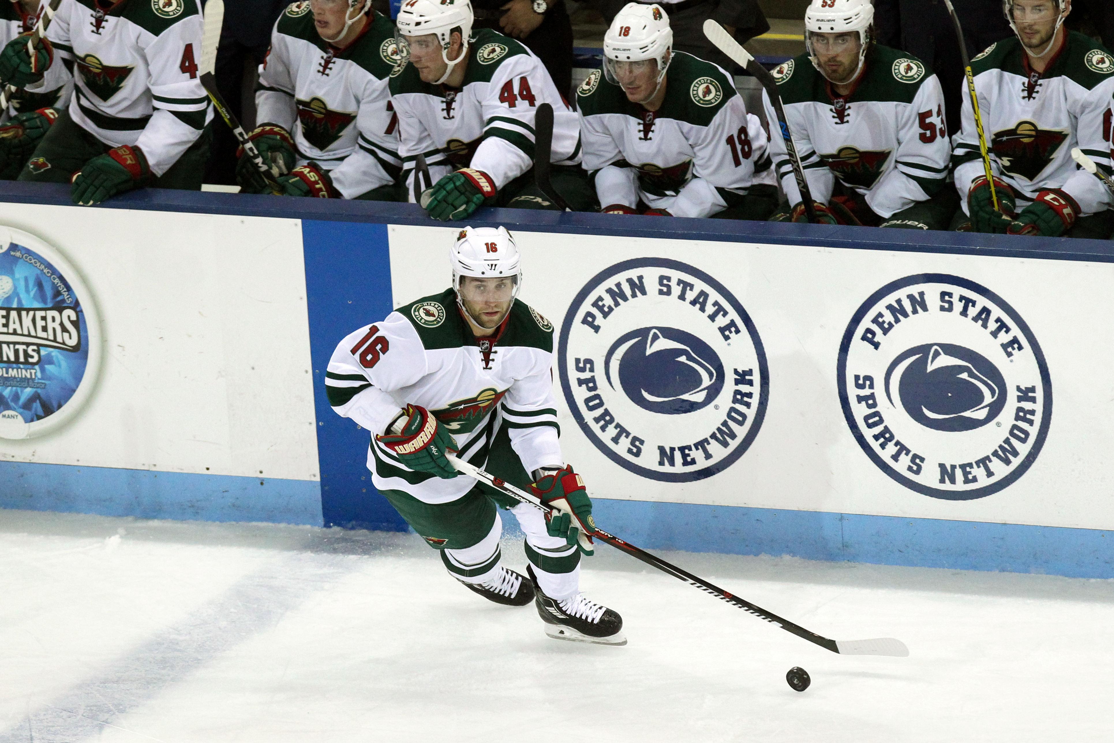 NHL: Preseason-Minnesota Wild at Buffalo Sabres