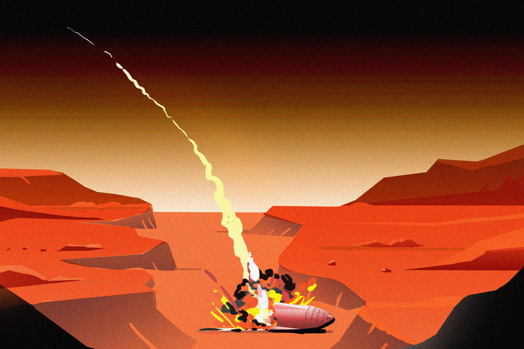 The top 7 ways a trip to Mars could kill you, illustrated - Vox