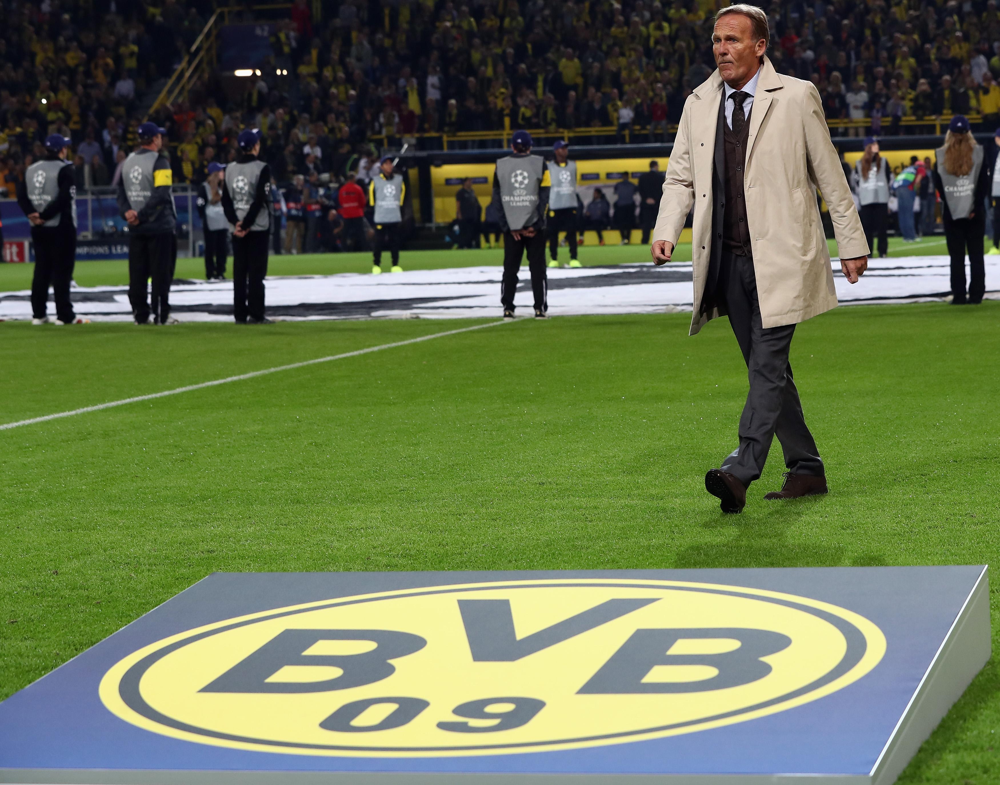 Borussia Dortmund v Real Madrid CF - UEFA Champions League