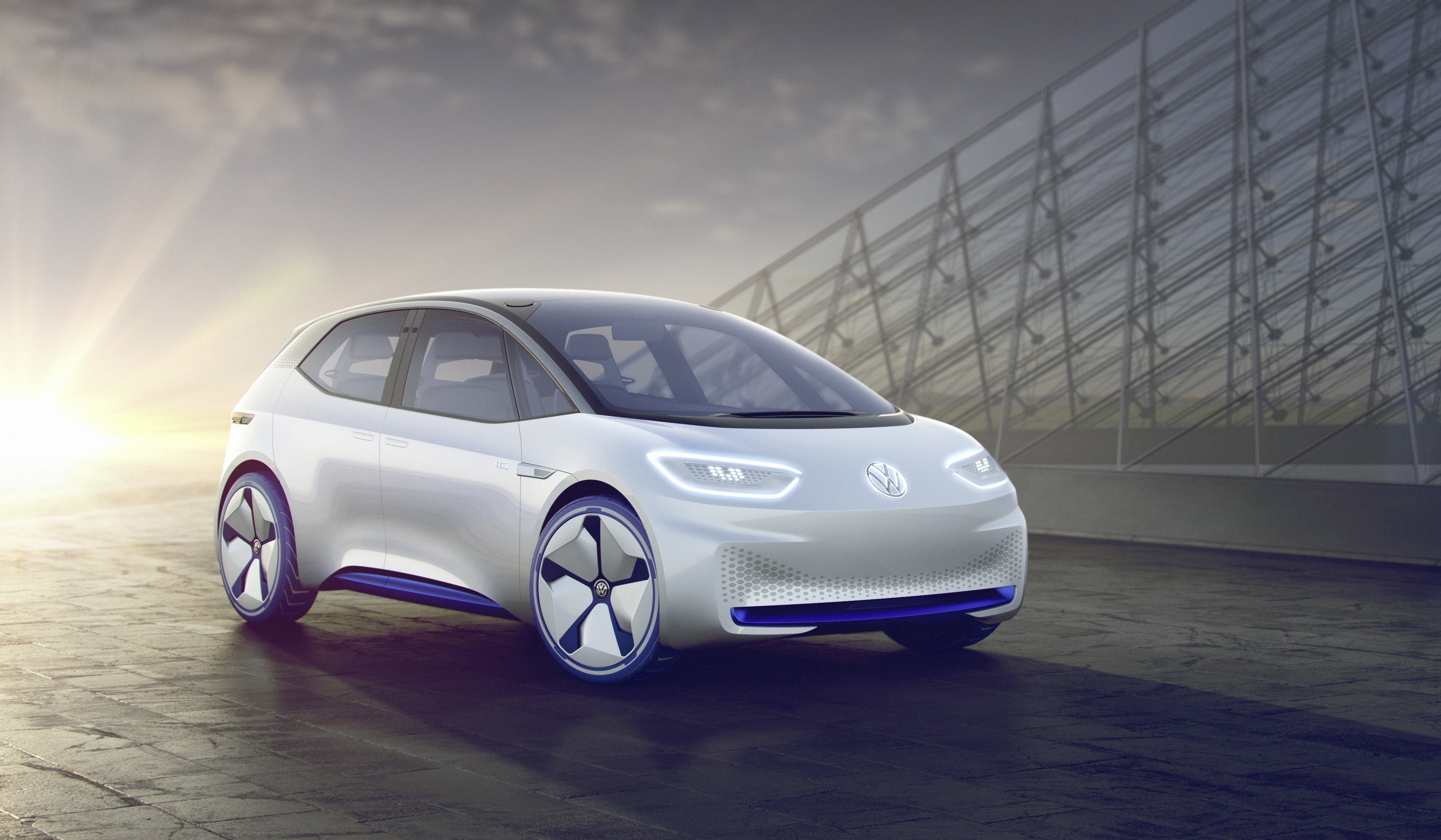 Volkswagen S Rad Looking Electric Car Is Intended To Make You Forget About Selgate