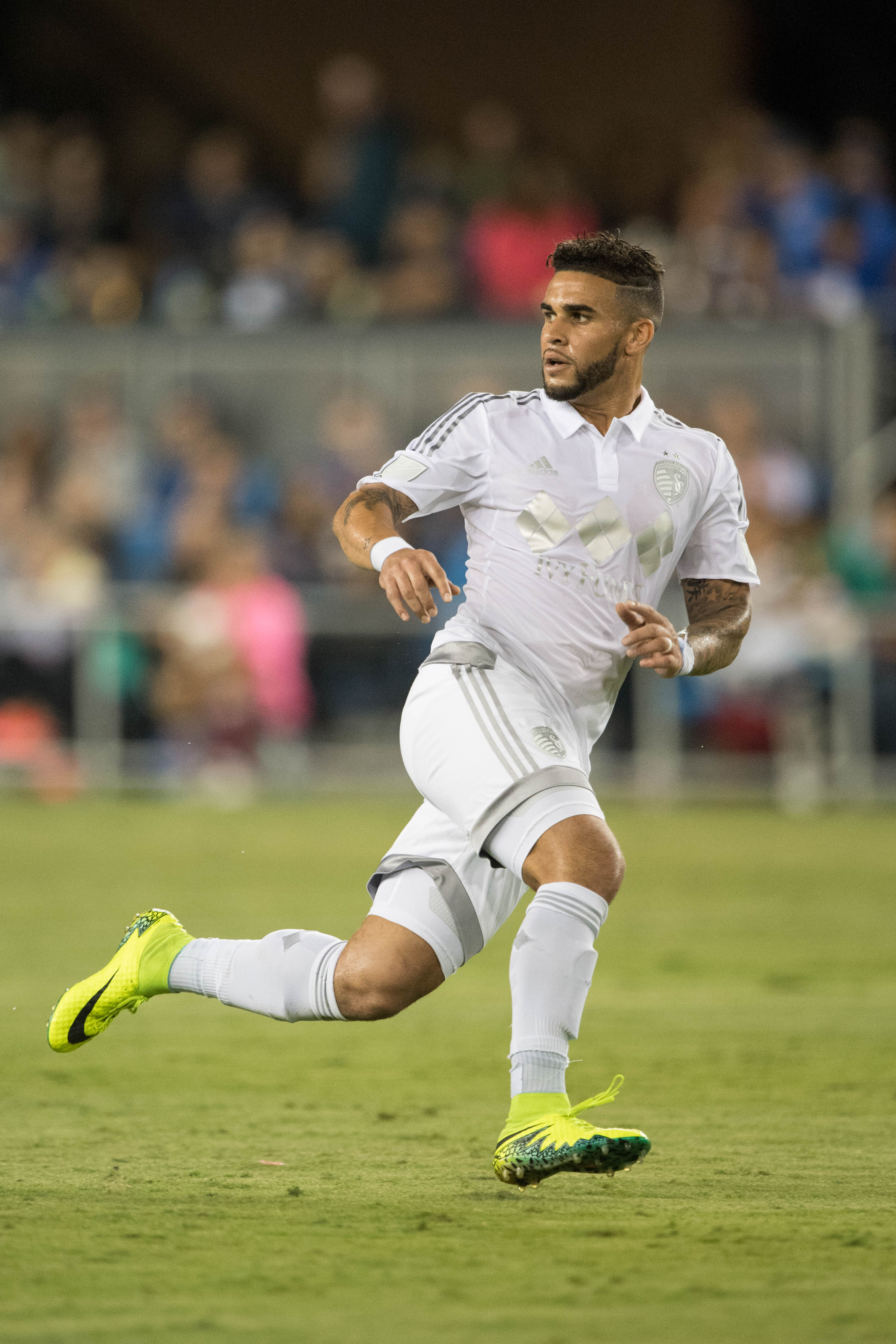 Sporting Kansas City striker Dom Dwyer was our panel's near-unanimous choice for Offensive Player of the Year
