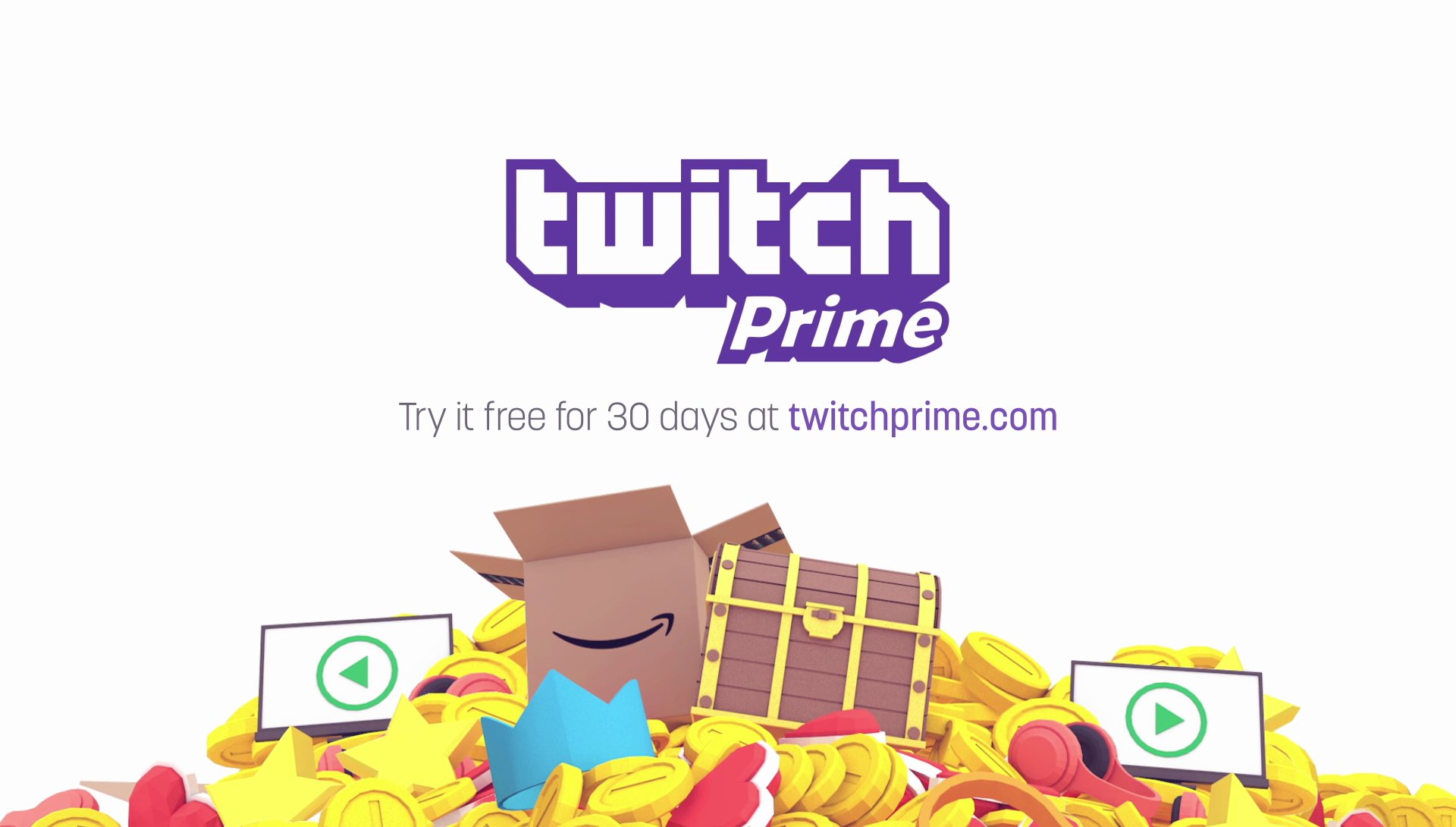 Twitch Prime is Amazon's latest Prime offering - Polygon