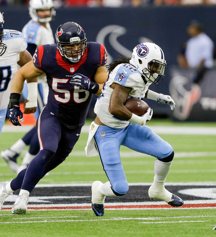 Week 4 2016: Tennessee Titans V. Houston Texans