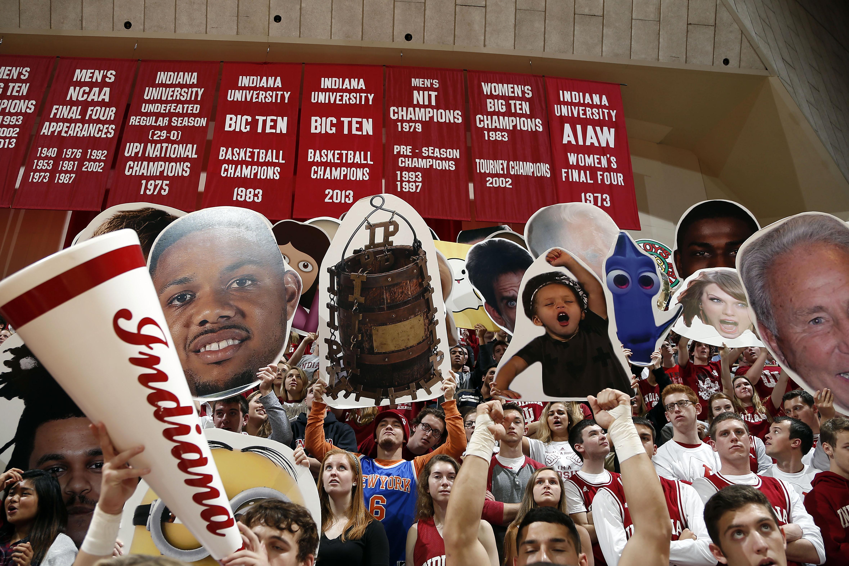 NCAA Basketball: IUPU - Ft. Wayne at Indiana