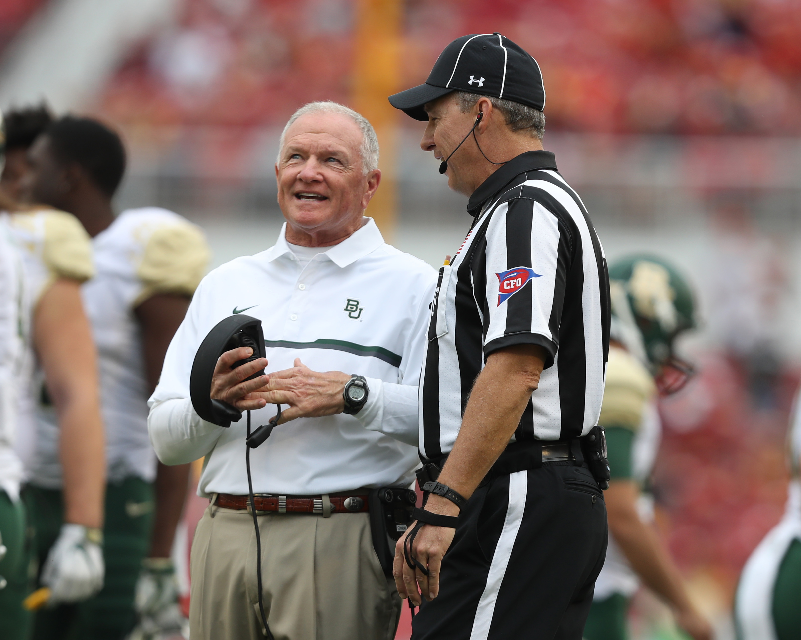Coach Grobe will reportedly be performing with the KOTs.