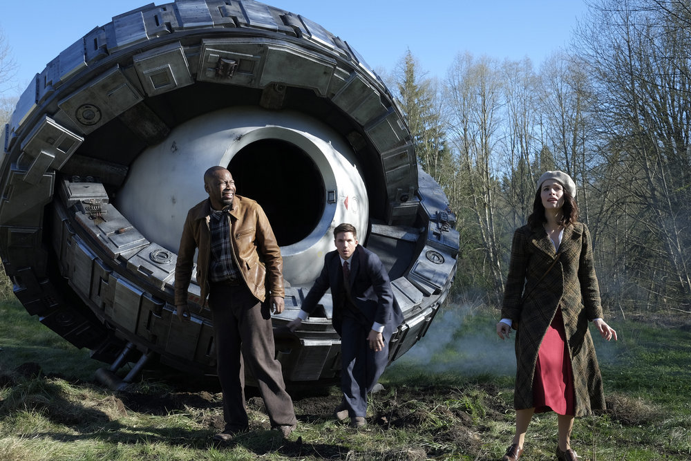 NBC's Timeless makes time travel stupider than usual. But maybe that's a good thing?