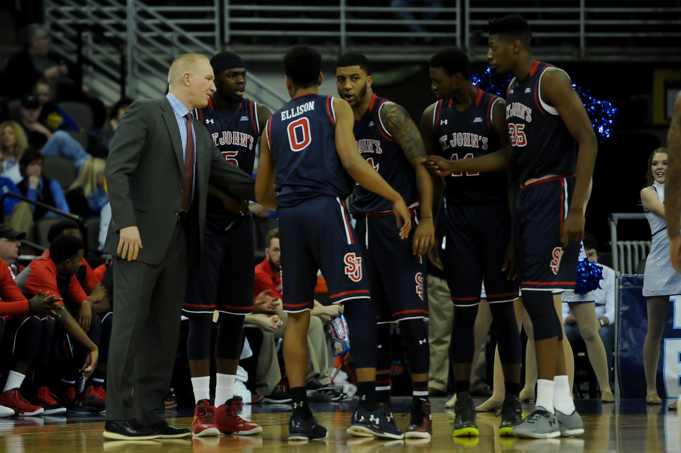 NCAA Basketball: St. John's at Creighton