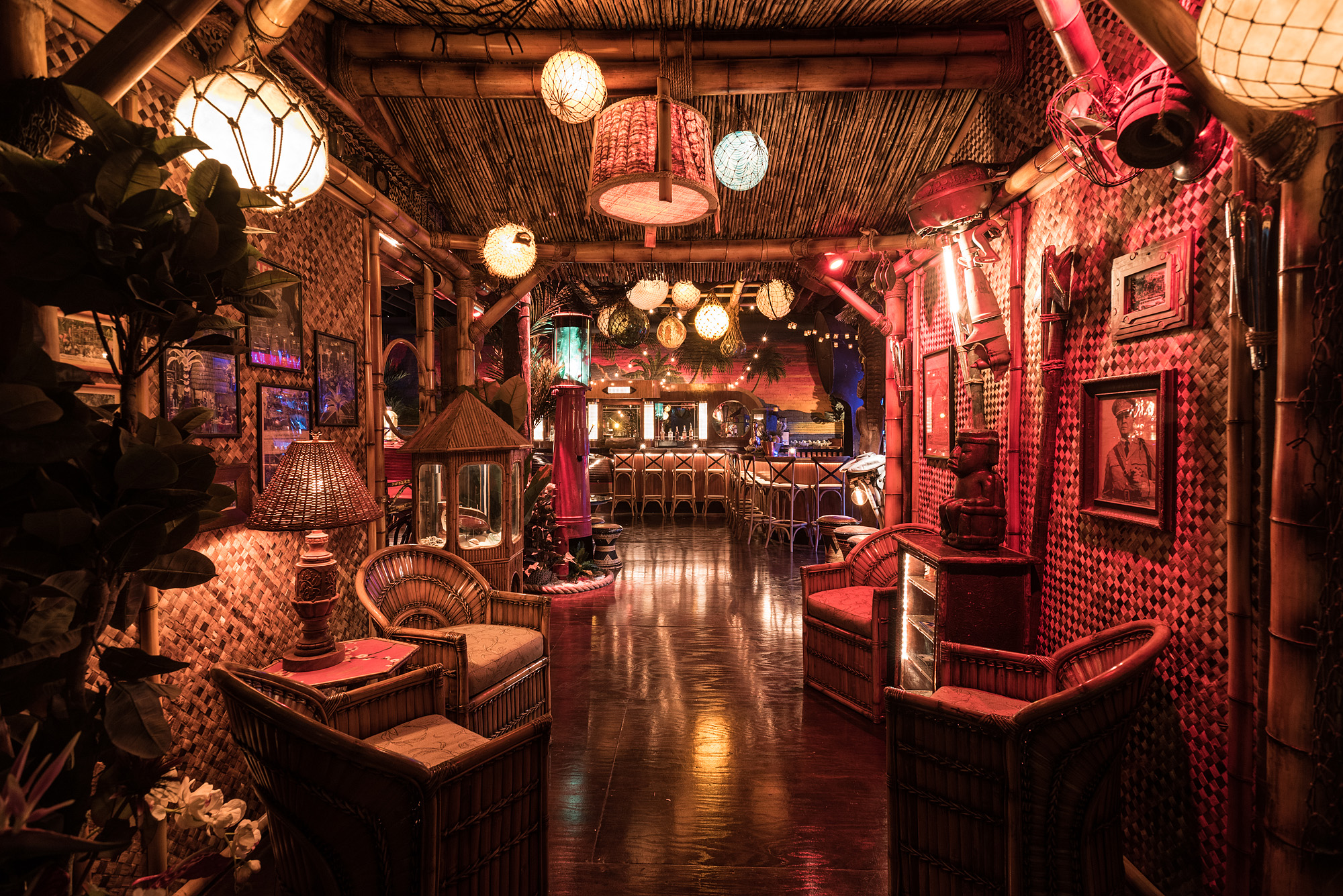 Inside LA's Incredible New Tiki Palace