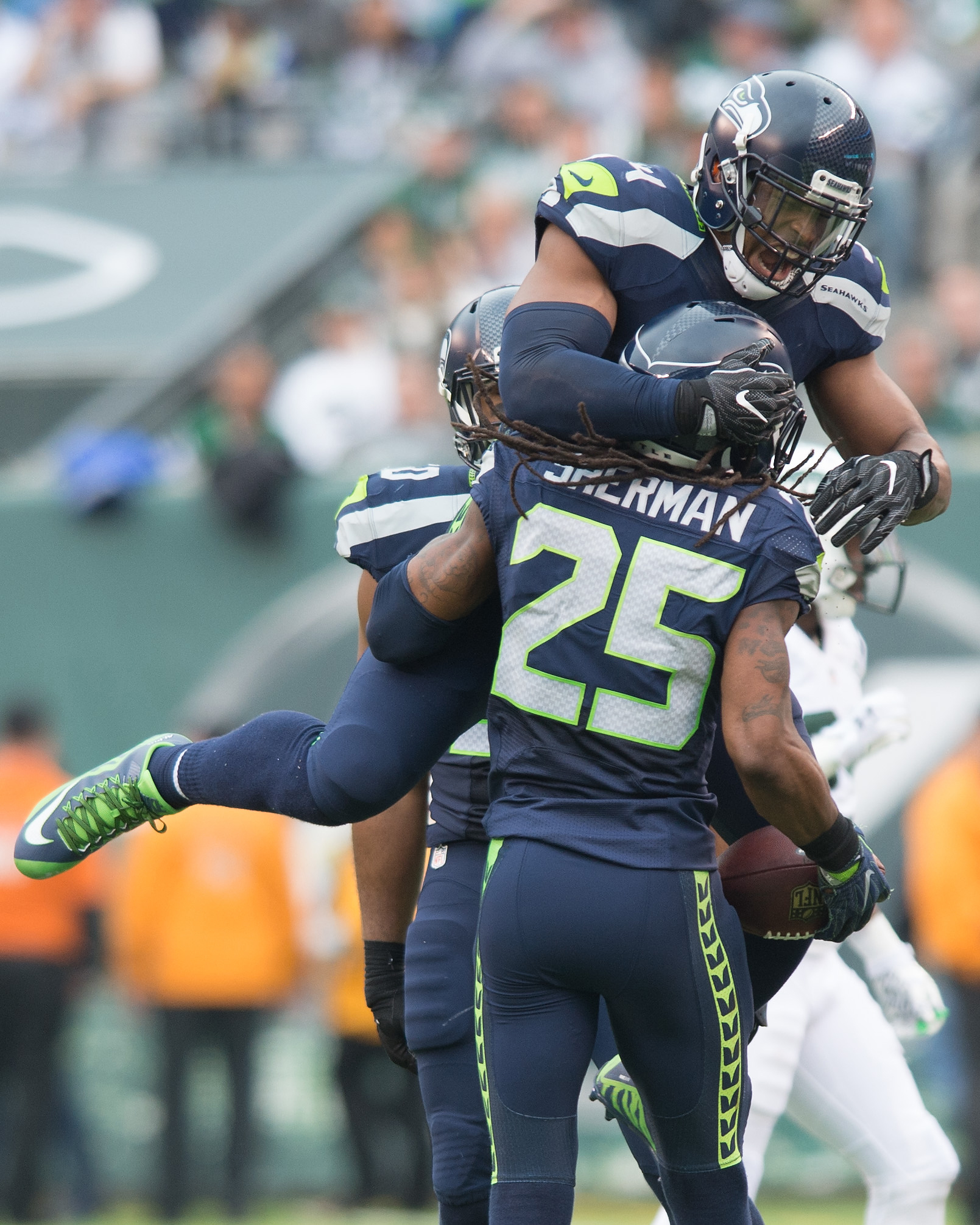NFL: Seattle Seahawks at New York Jets