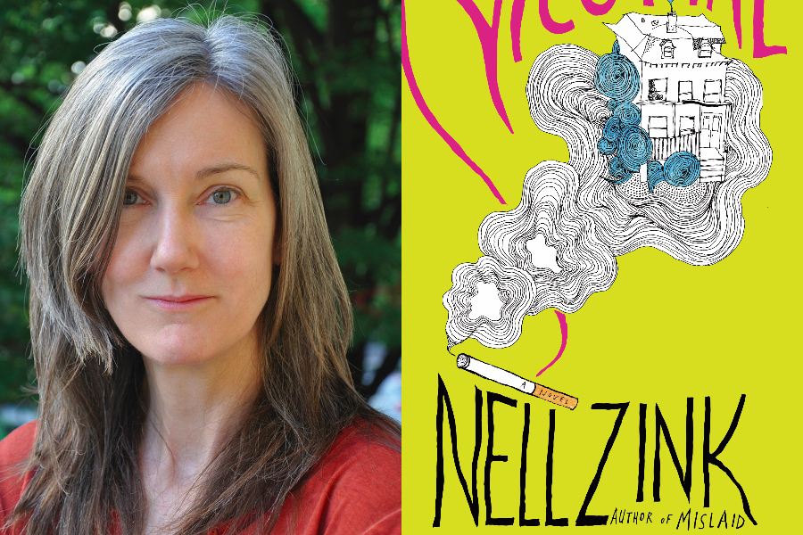 Nell Zink's Nicotine is about advocating for smokers' rights. It's weird and brilliant.