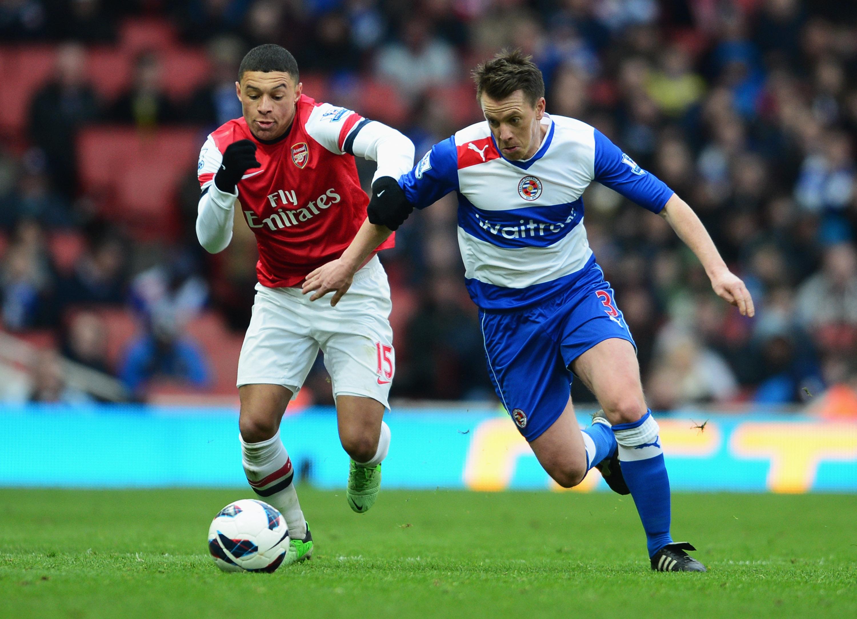 Arsenal v Reading - Premier League