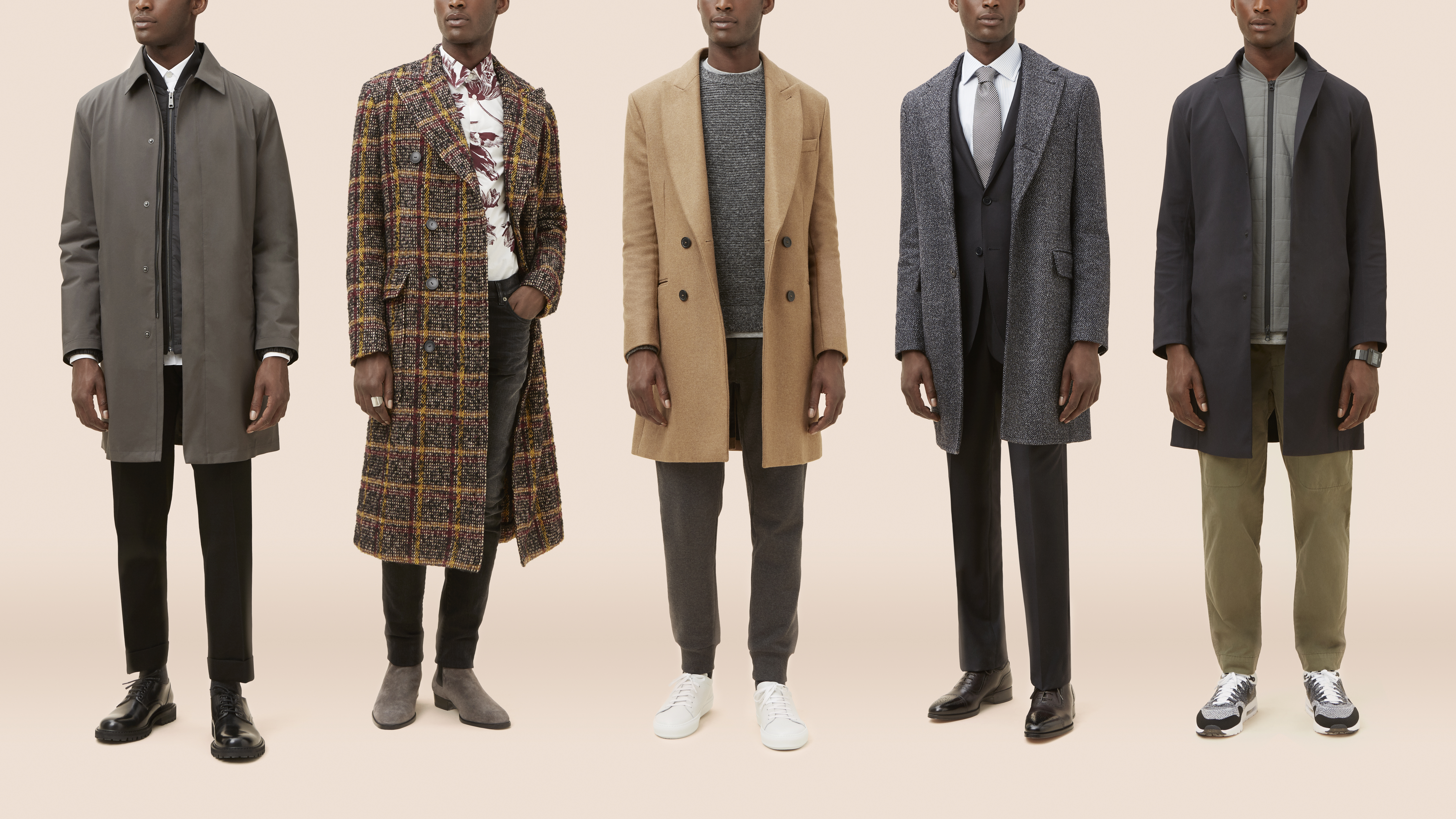The Most Essential Online Menswear Shops