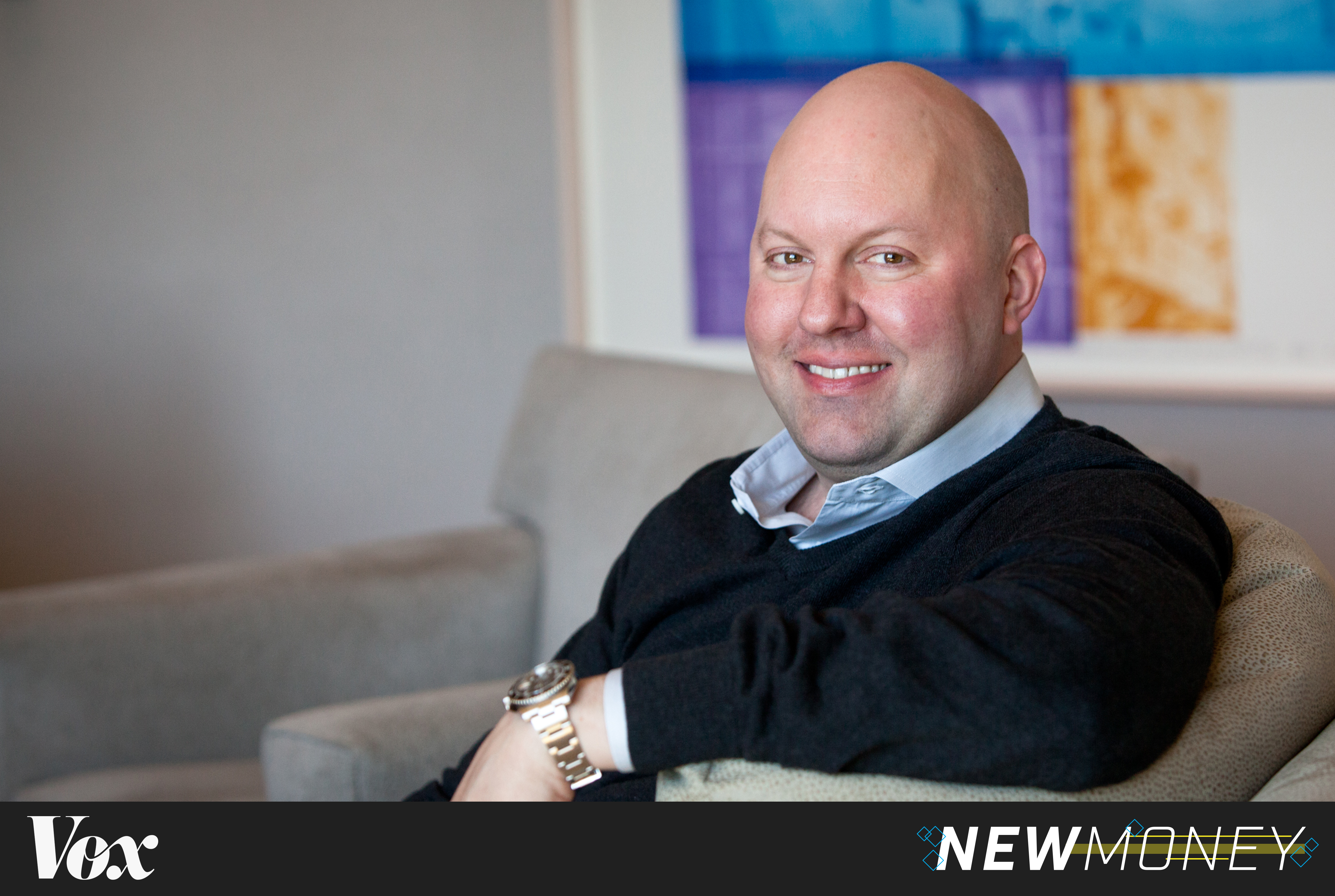 Venture capitalist Marc Andreessen explains how AI will change the world
