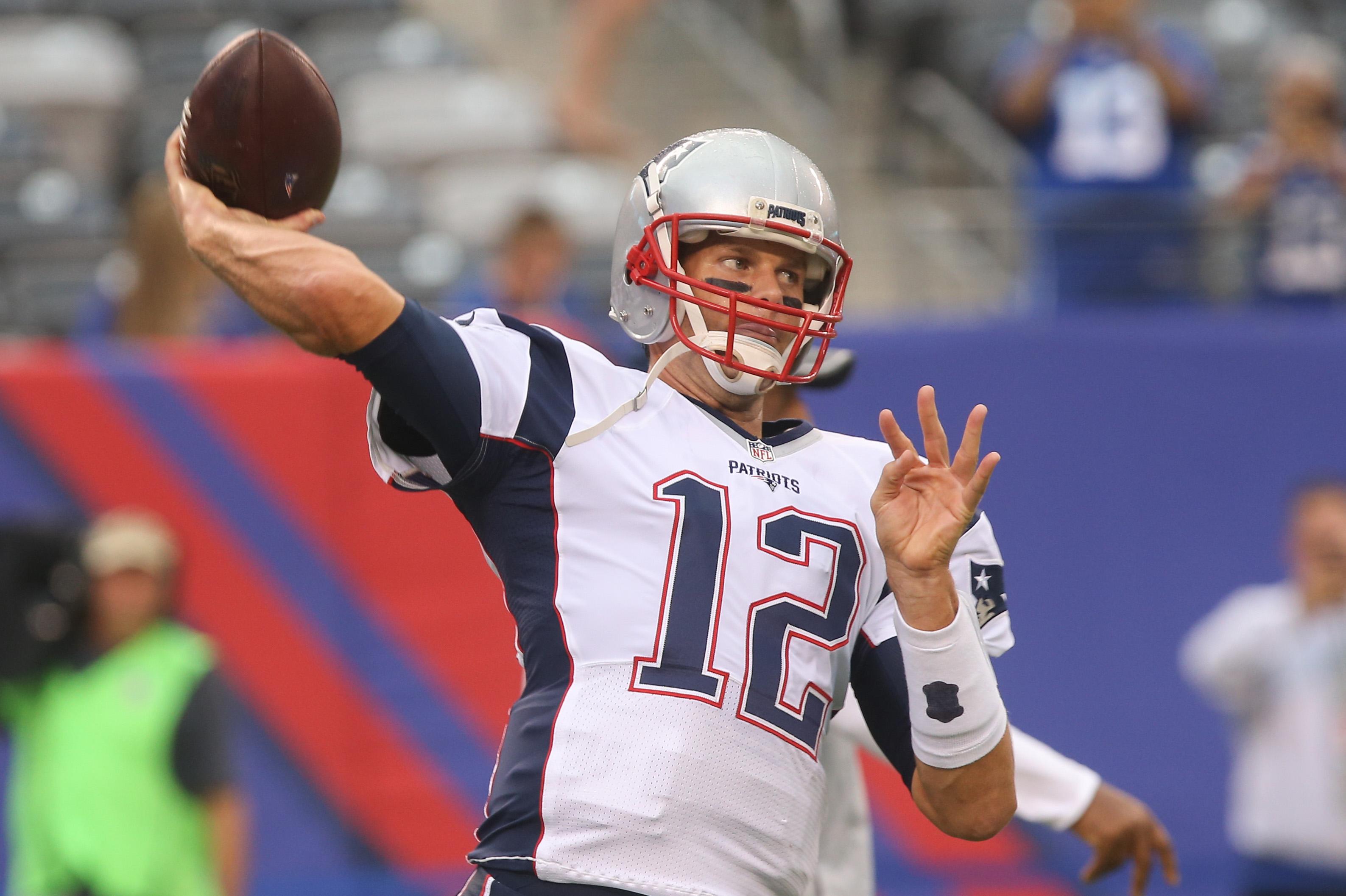 Tom Brady is back, y'all.