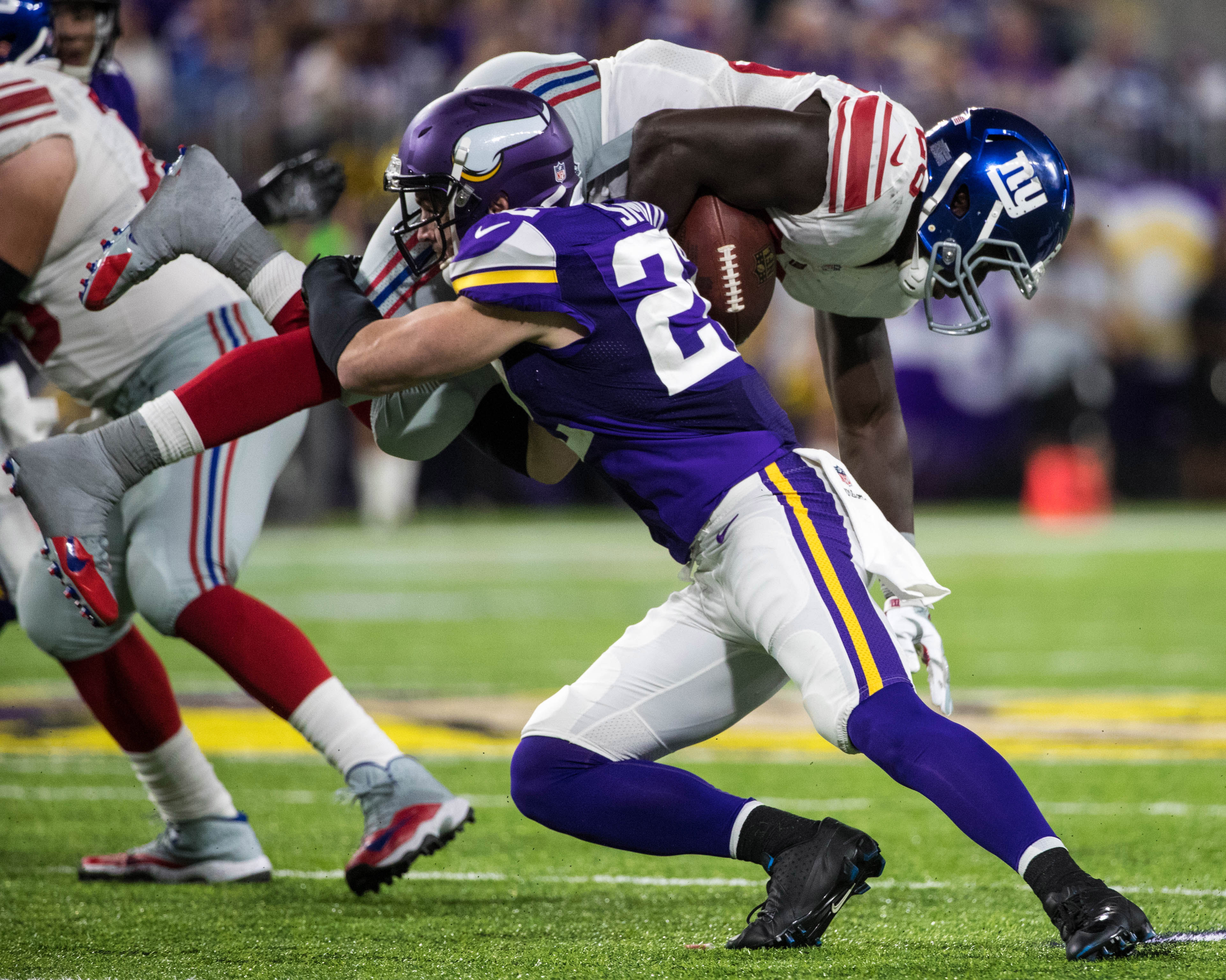 Harrison Smith earning that extension