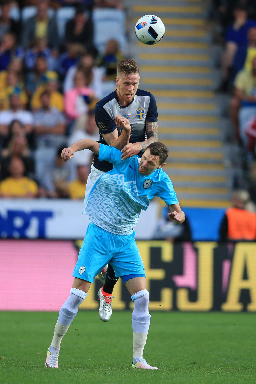 Sweden v Slovenia - International Friendly