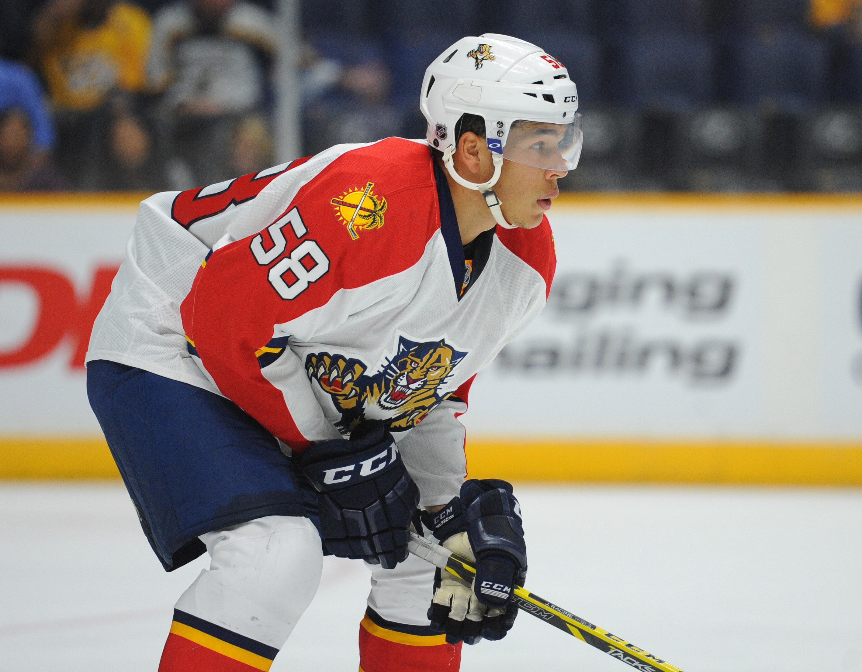 NHL: Preseason-Florida Panthers at Nashville Predators