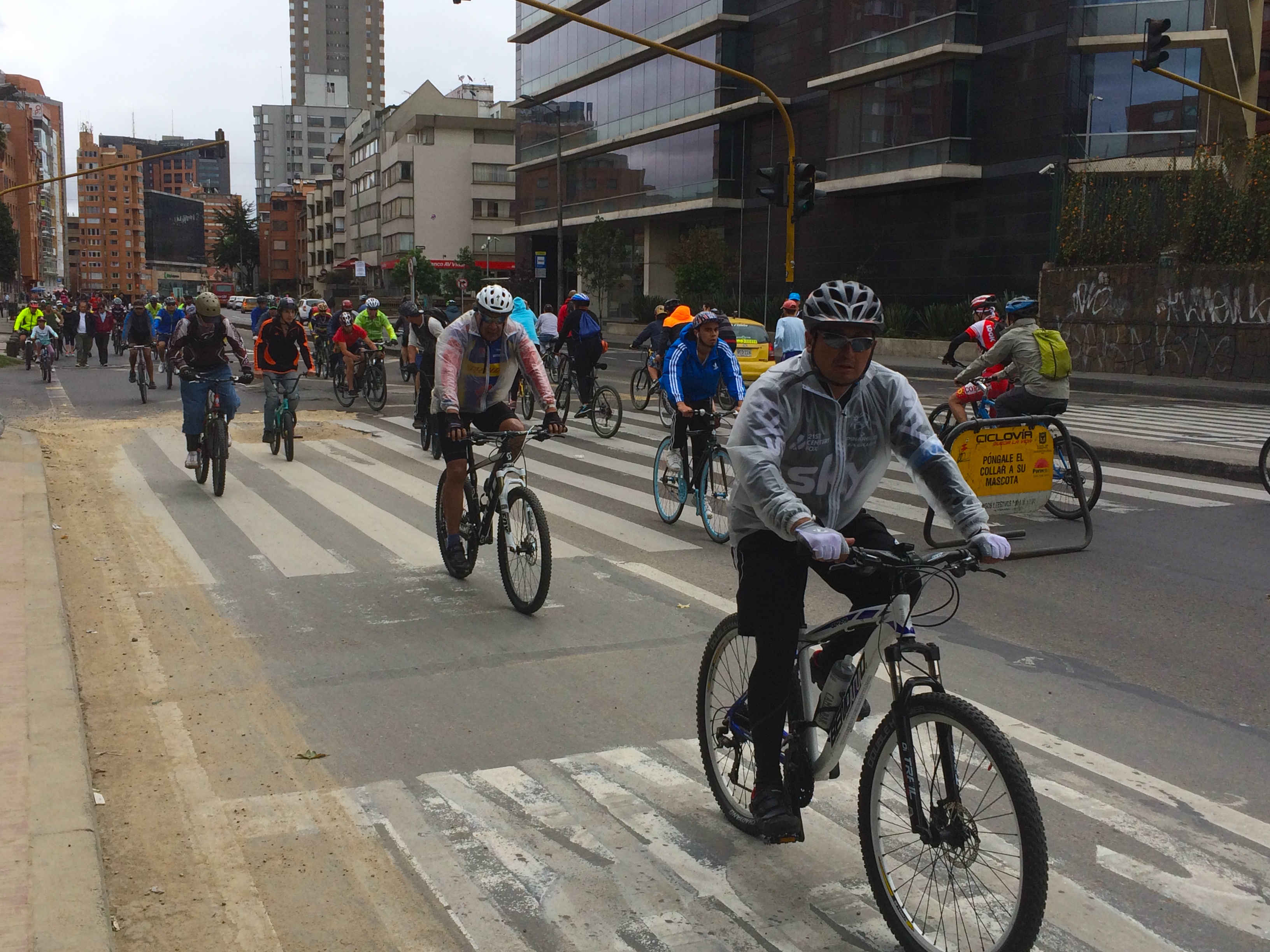 Bogotá closes its roads every Sunday. Now everyone wants to do it.