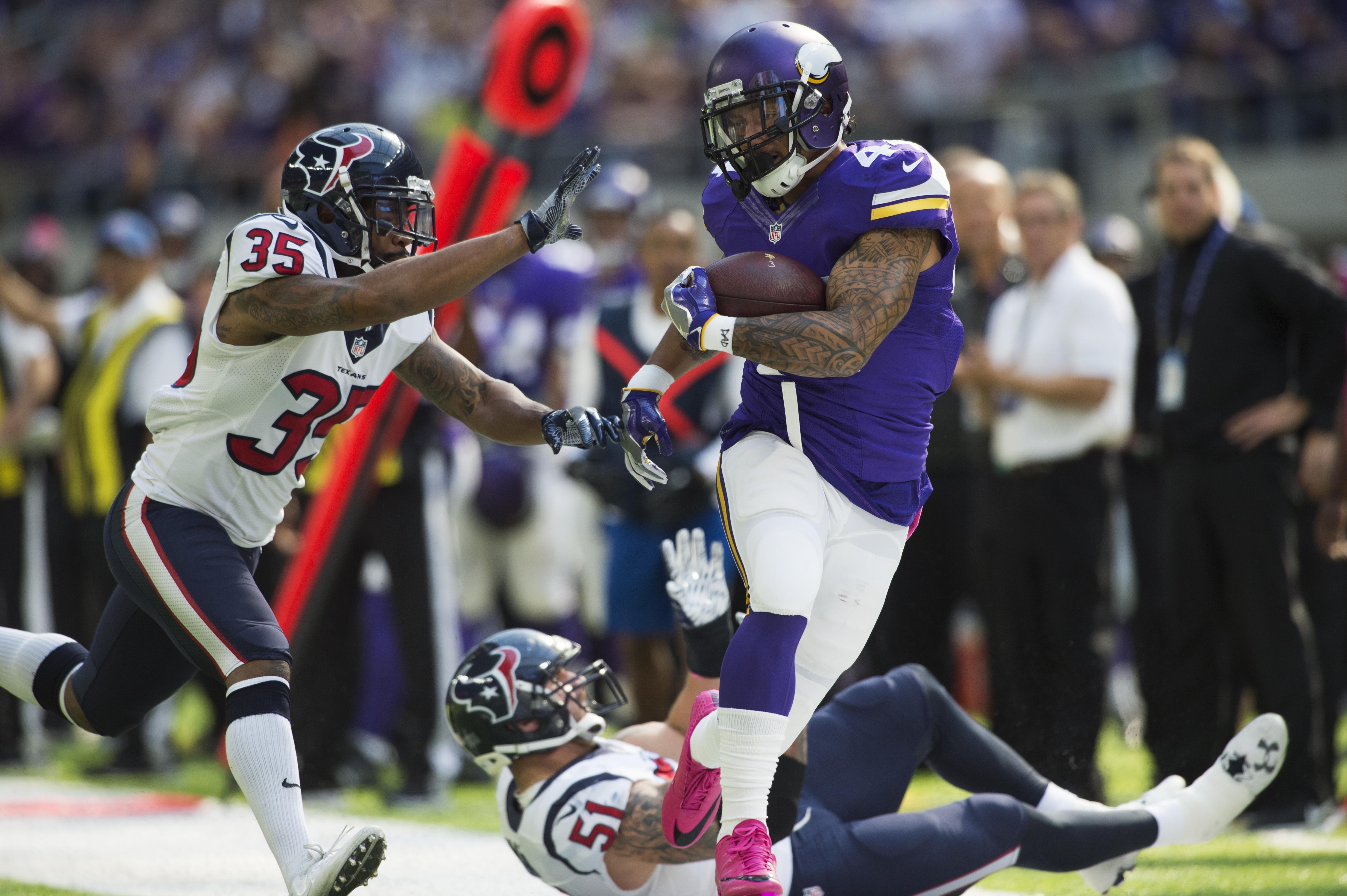 Houston Texans v Minnesota Vikings