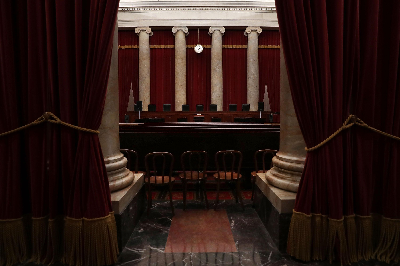 U.S. Supreme Court Prepares For New Term