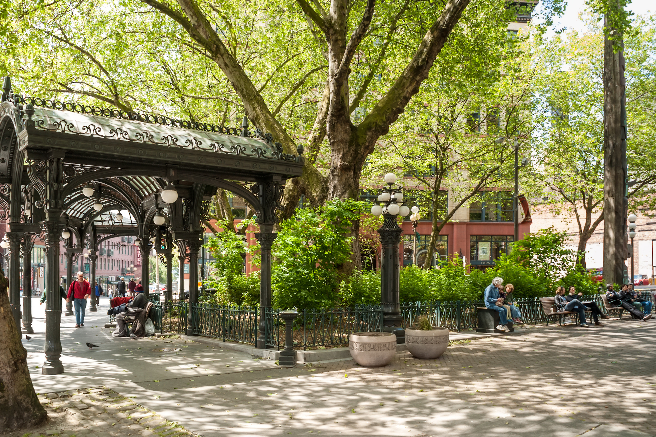 Navigating the Food of Pioneer Square, Seattle's Original Neighborhood