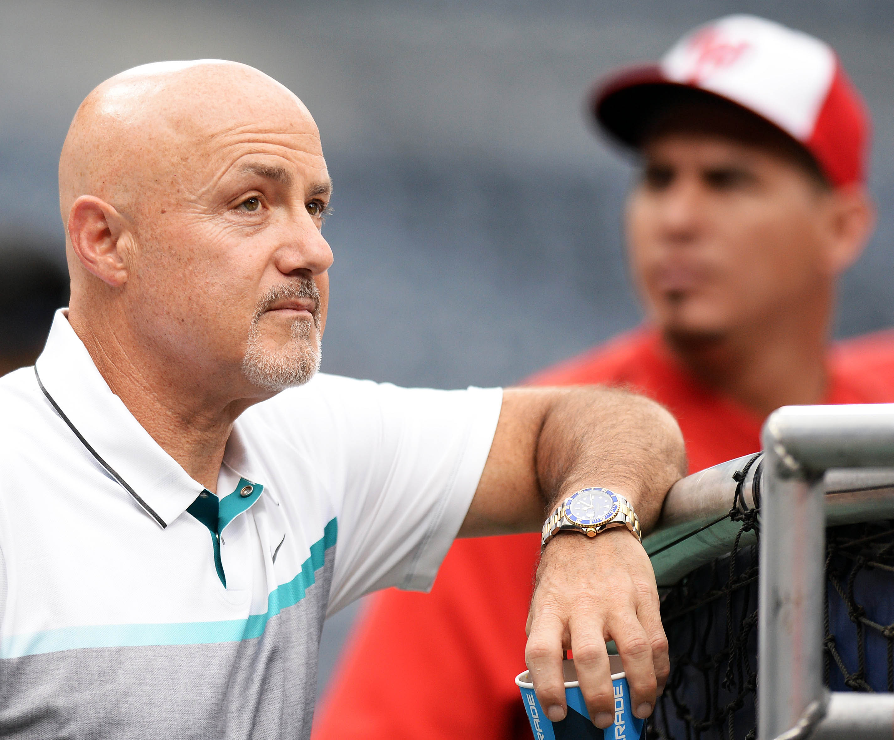 Could Mike Rizzo be returning to the desert after the postseason?