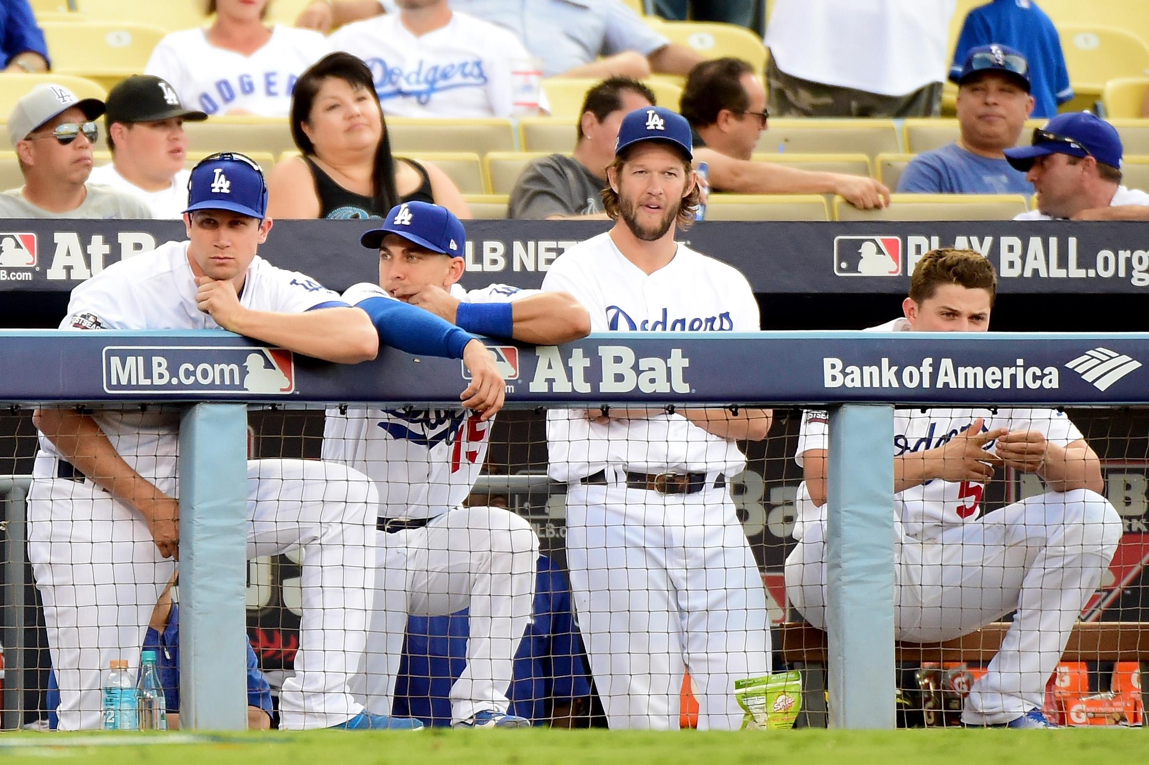 Division Series - Washington Nationals v Los Angeles Dodgers - Game Three
