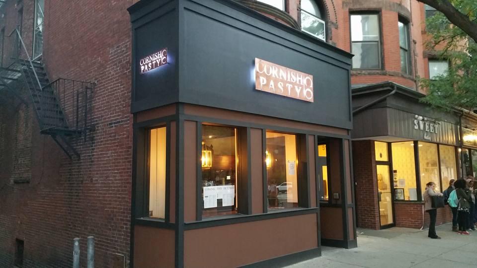 Cornish Pasty Co. in Boston