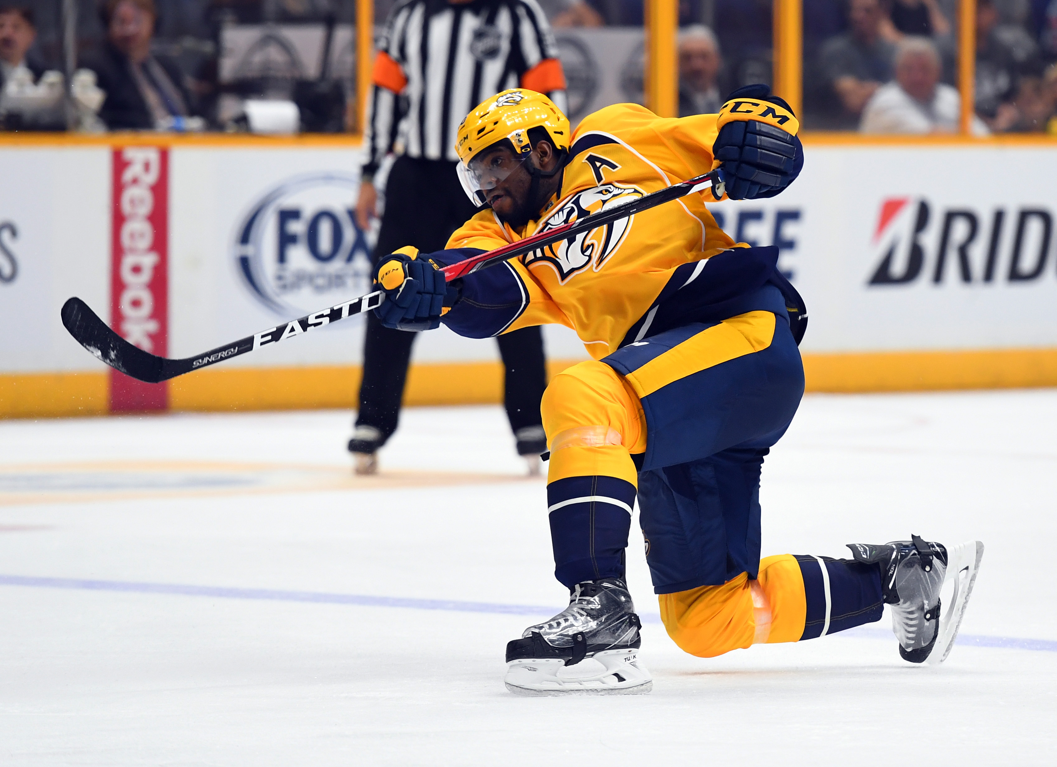 Watch P.K. Subban in all his glory from your mobile device, Roku, Apple TV or more!