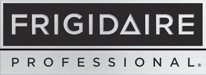 frigidaire logo. frigidaire professional logo h