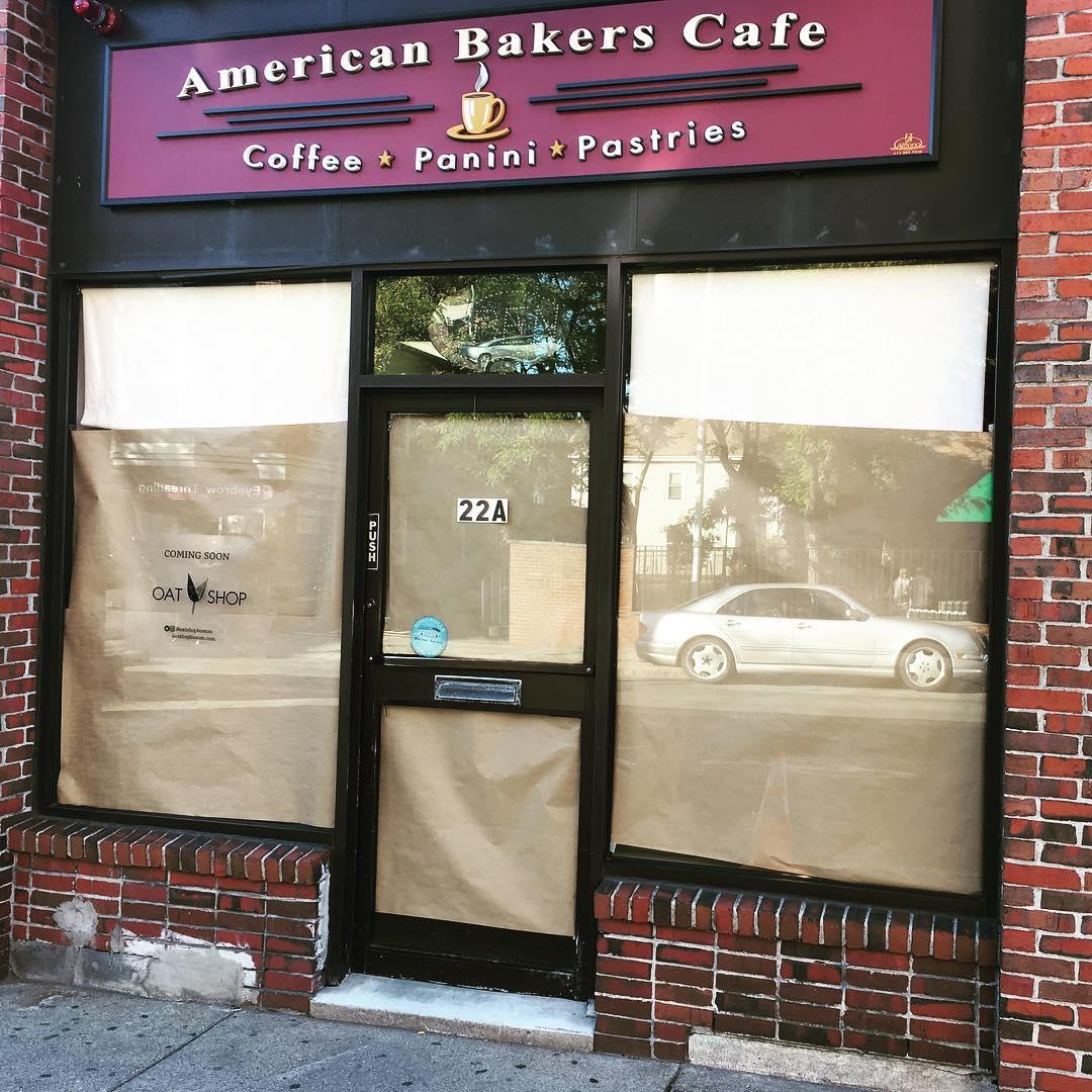 Oat Shop, 22A College Ave., Davis Square