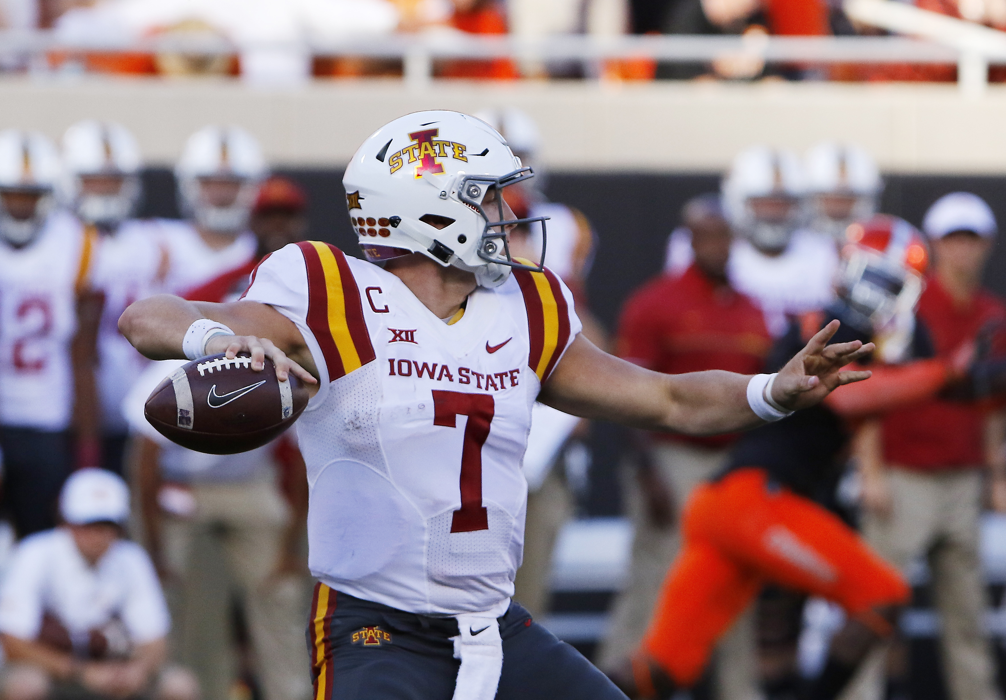 Iowa State Cyclones Vs Texas Longhorns Preview Wide Right Natty