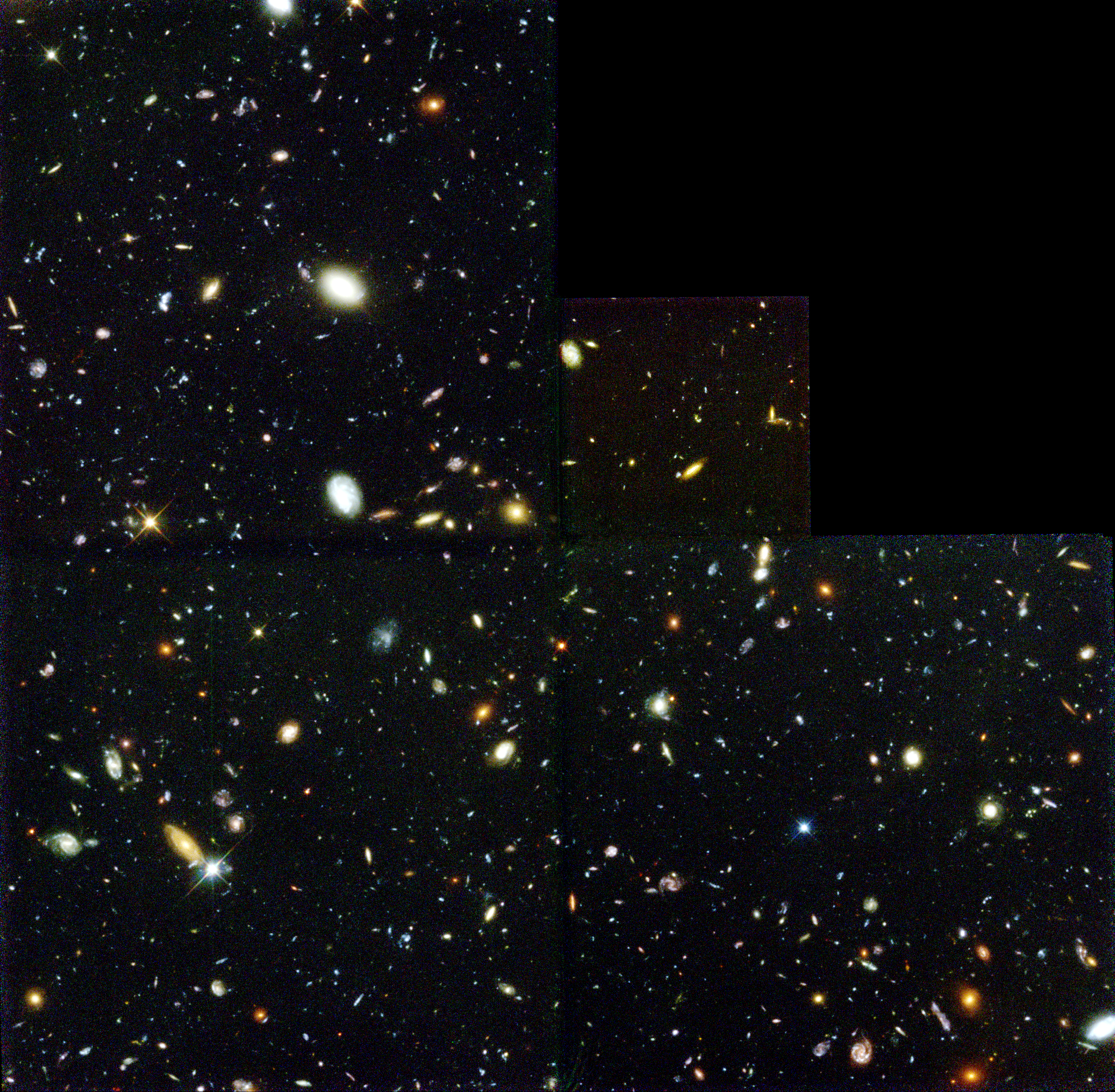 Take comfort in the fact that there are 2 trillion galaxies in which the 2016 election is not occurring