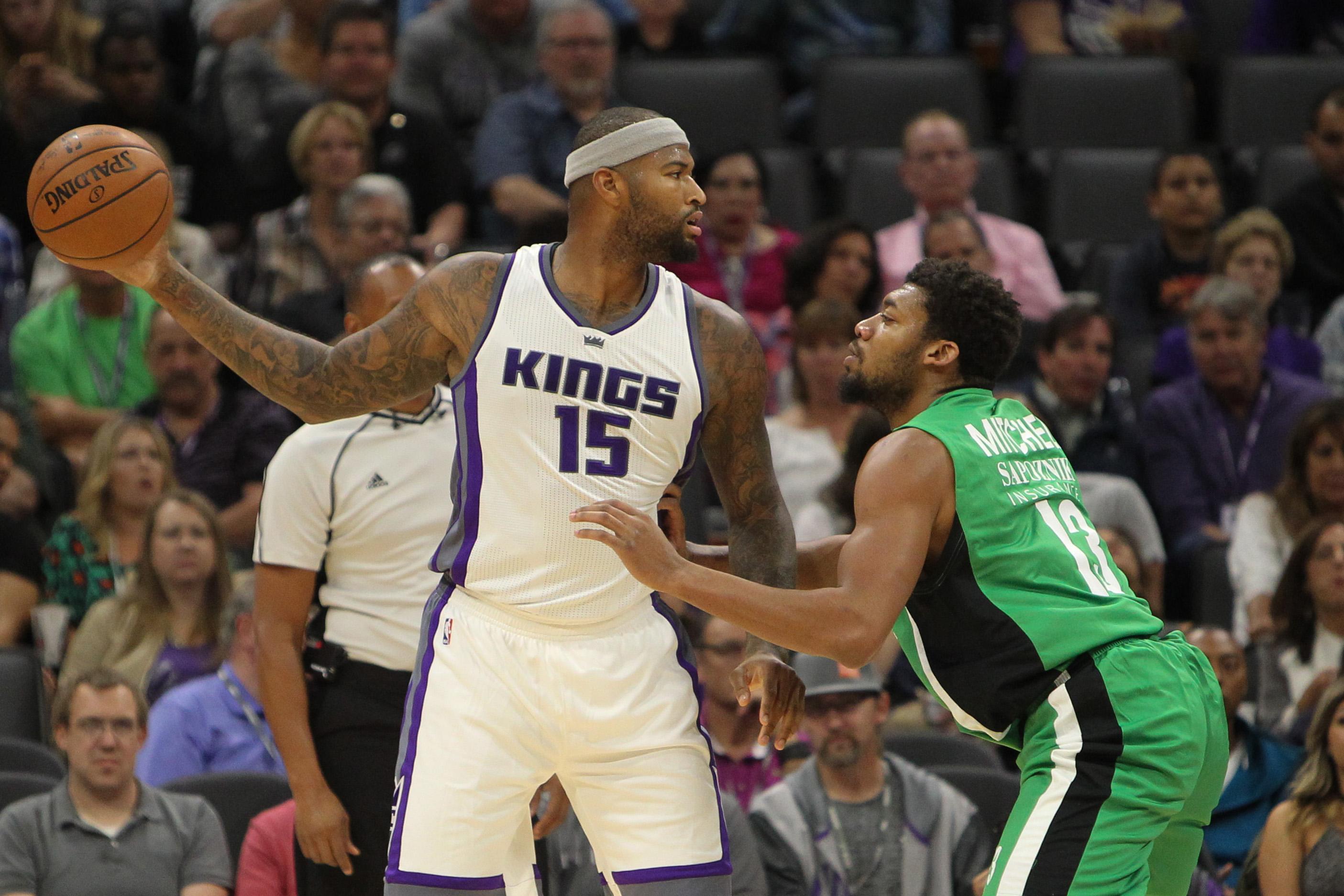 NBA: Preseason-Maccabi Haifa B.C. at Sacramento Kings
