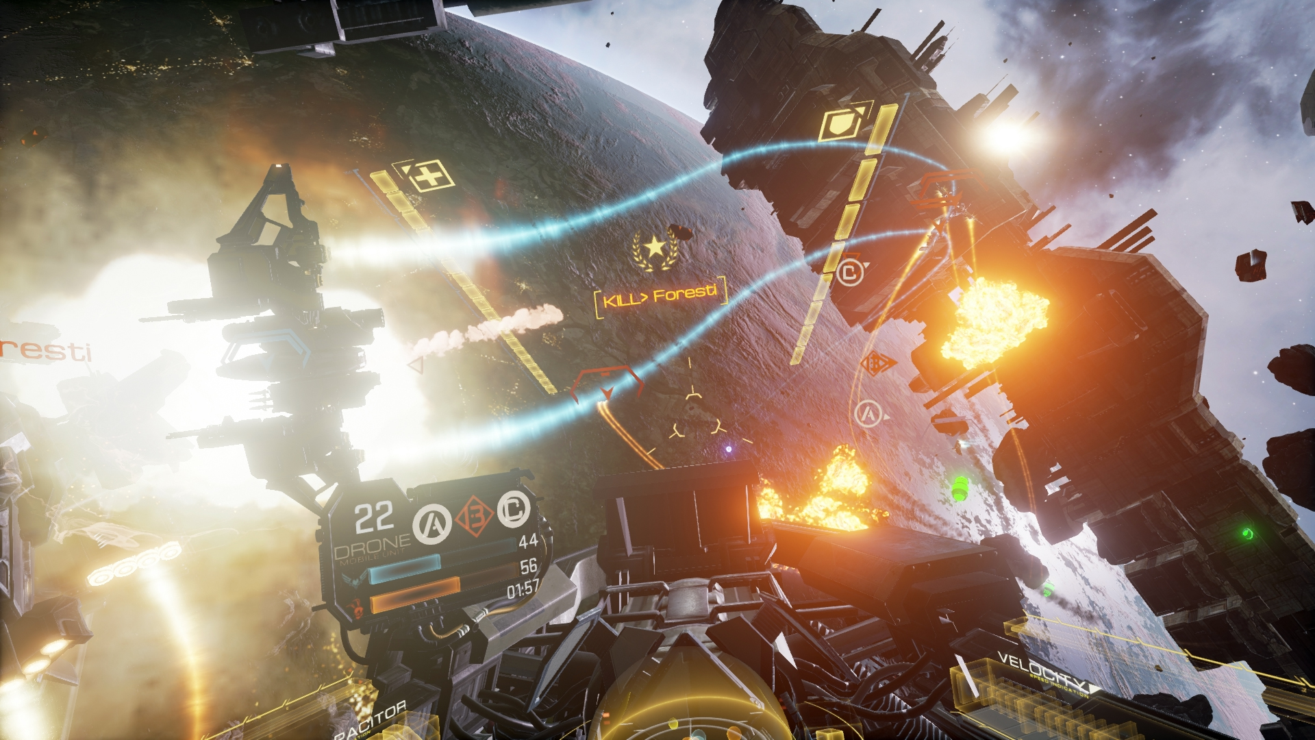 How the hell did CCP cram Eve: Valkyrie onto PlayStation VR?