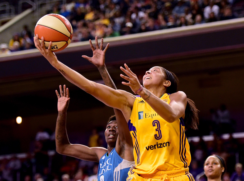 2016 WNBA Finals - Game Three