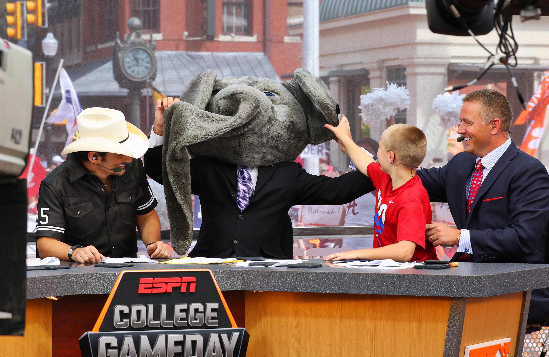 NCAA Football: ESPN College Game Day