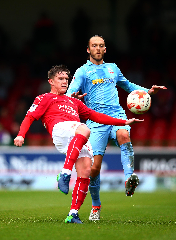 Swindon Town v Bolton Wanderers - Sky Bet League One