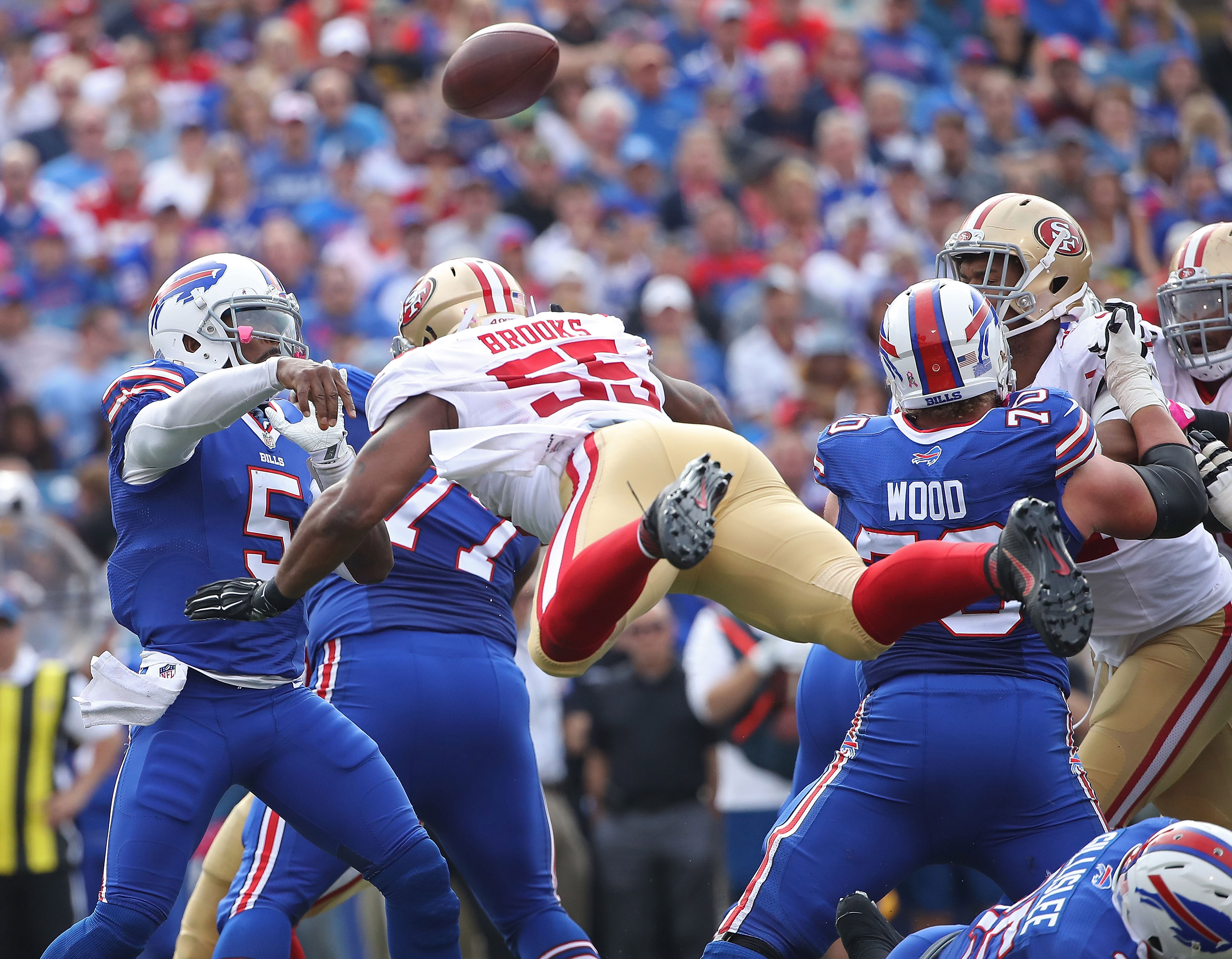 bills 49ers no punt game