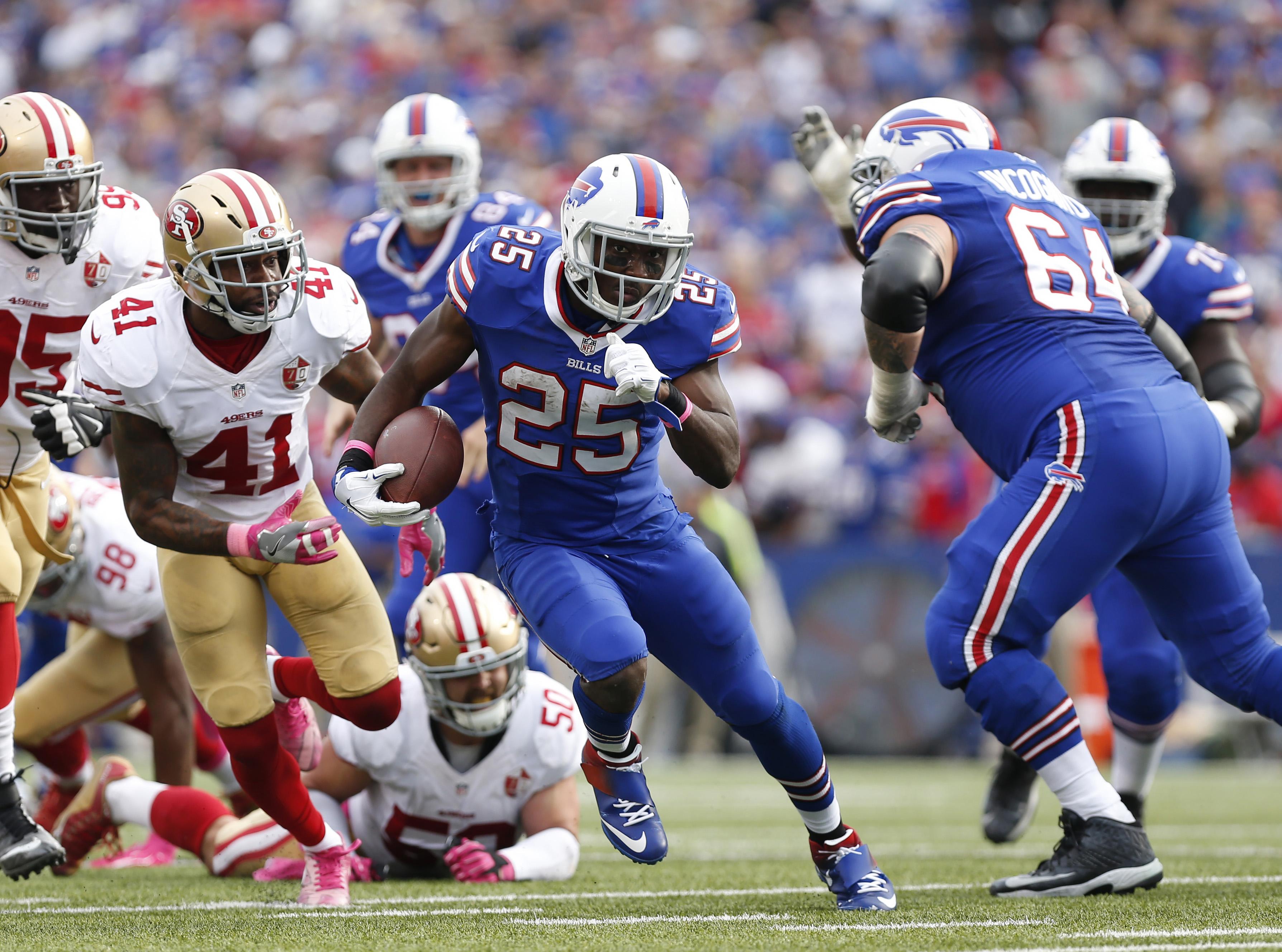 NFL: San Francisco 49ers at Buffalo Bills