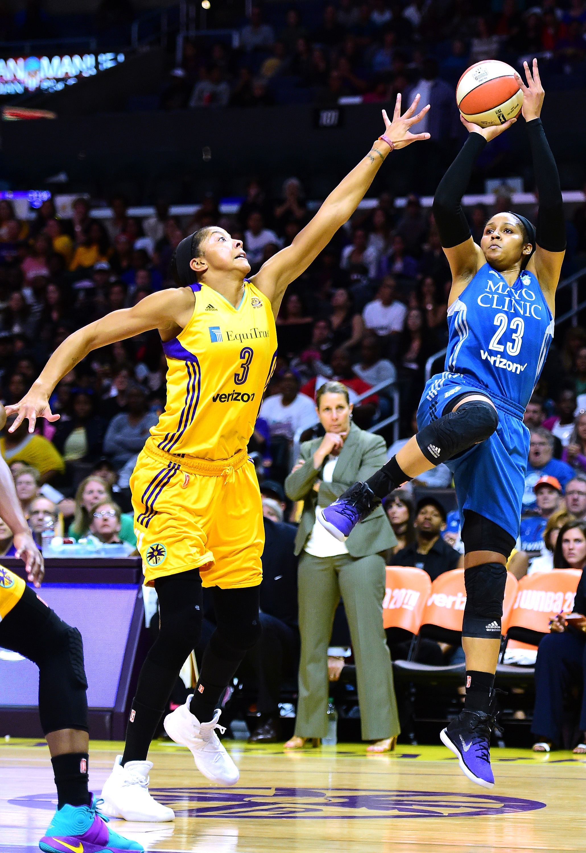 2016 WNBA Finals - Game Four - Maya Moore