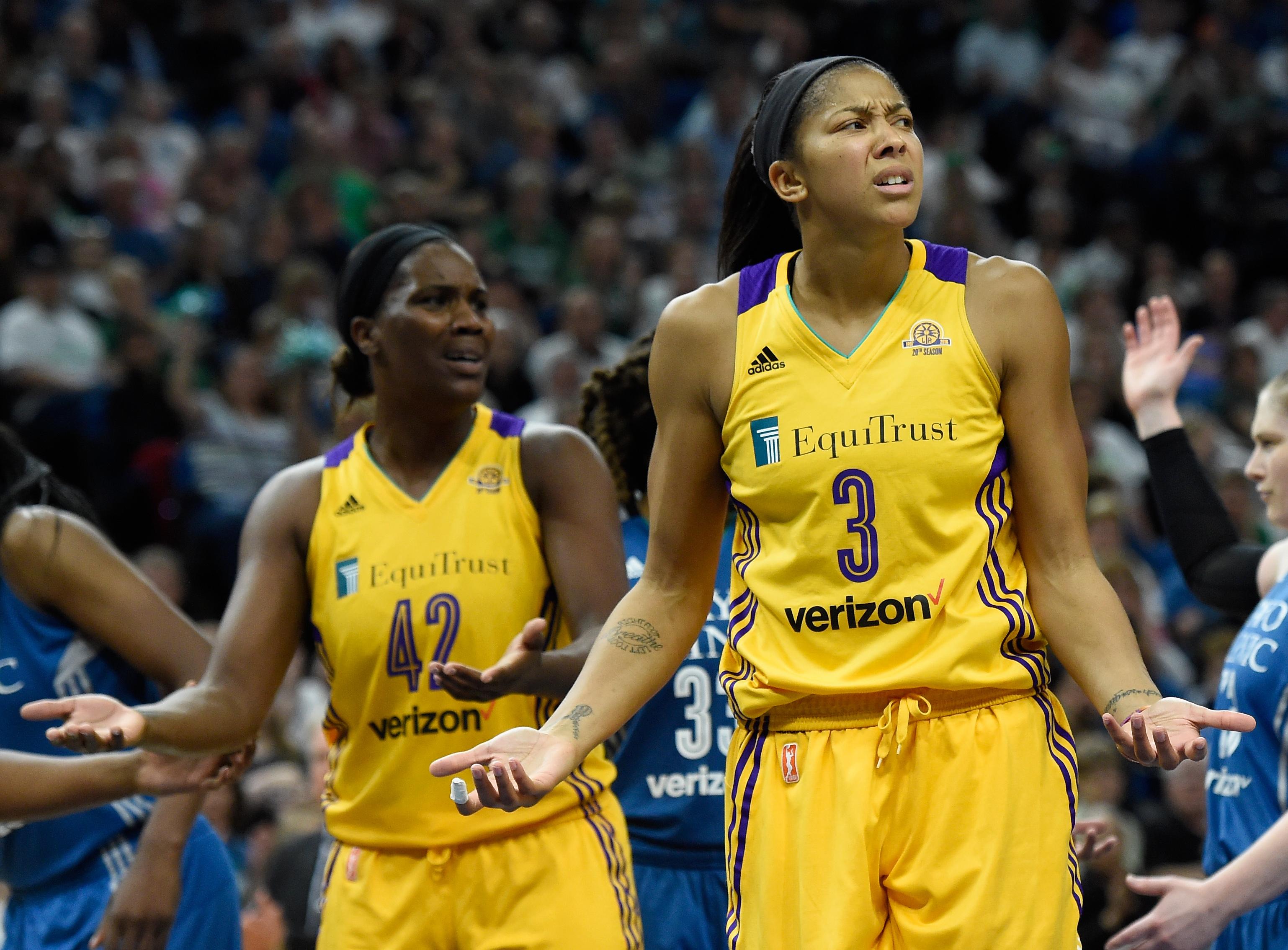2016 WNBA Finals